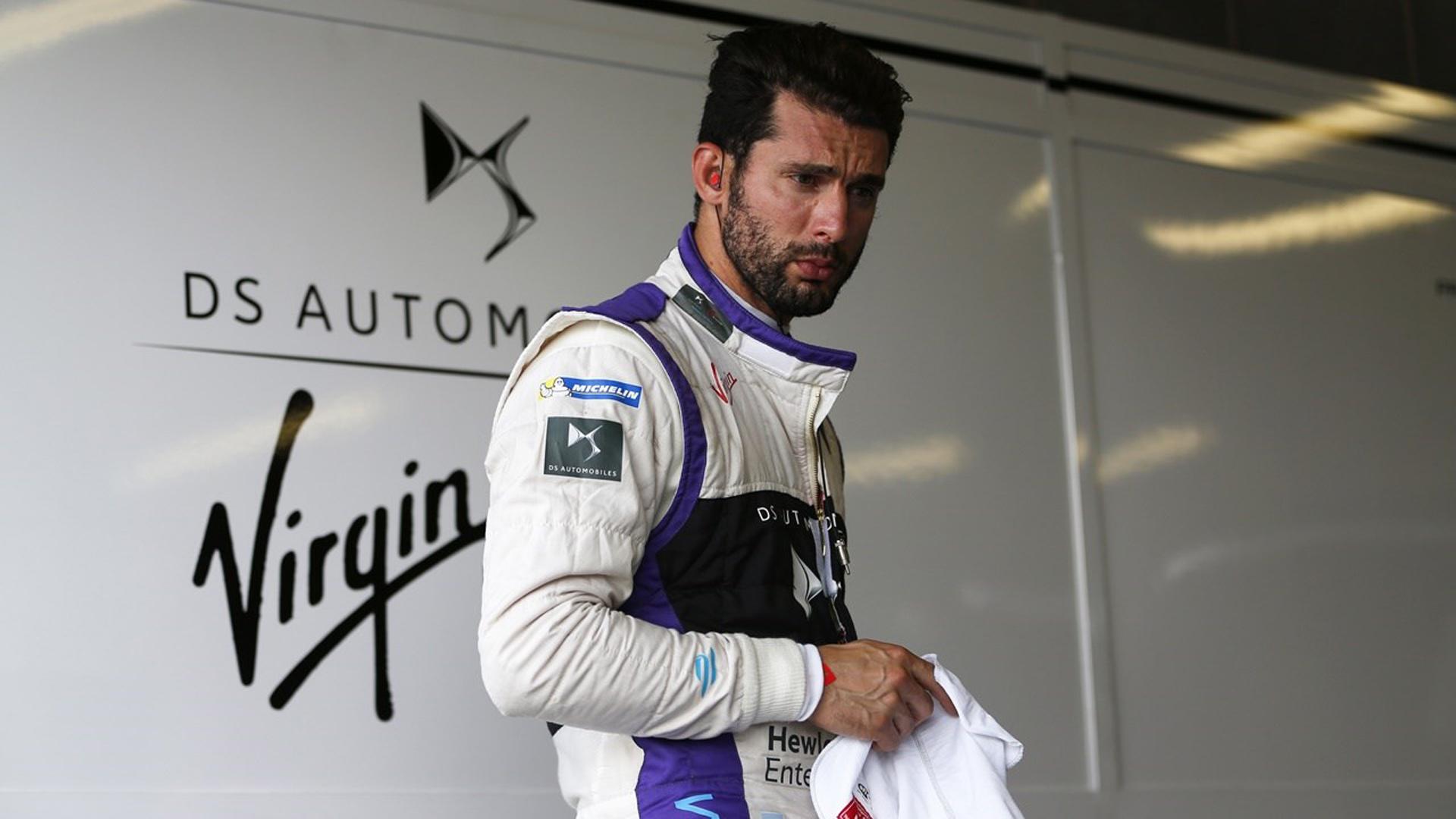 José María Pechito López es el único corredor argentino de la Fórmula E.