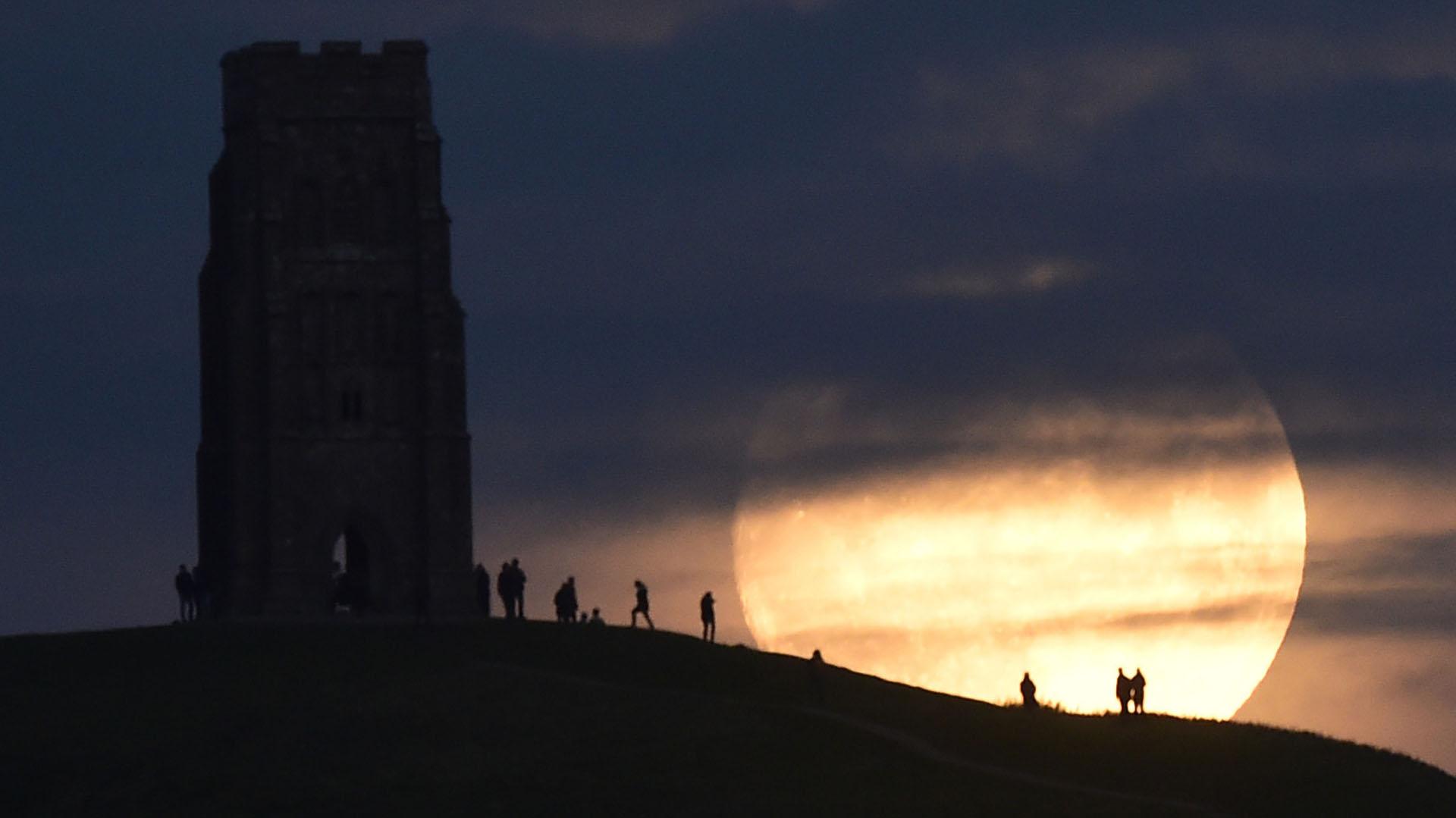 Glastonbury, Gran Bretaña