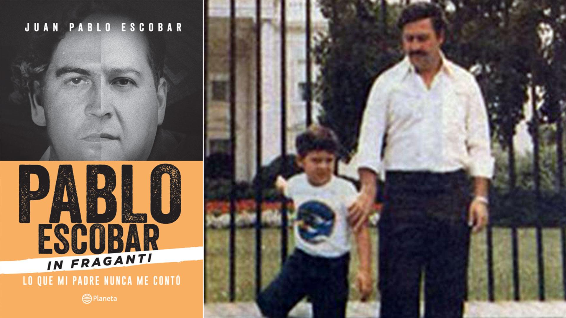Adelanto Exclusivo Del Nuevo Libro Del Hijo De Pablo Escobar Los Secretos Jamás Contados Del Capo Narco Infobae