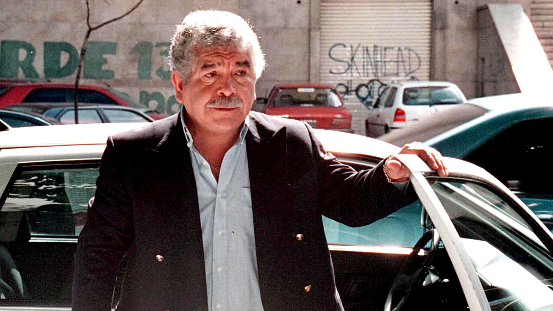 José Pedraza, el sindicalista ferroviario (NA)