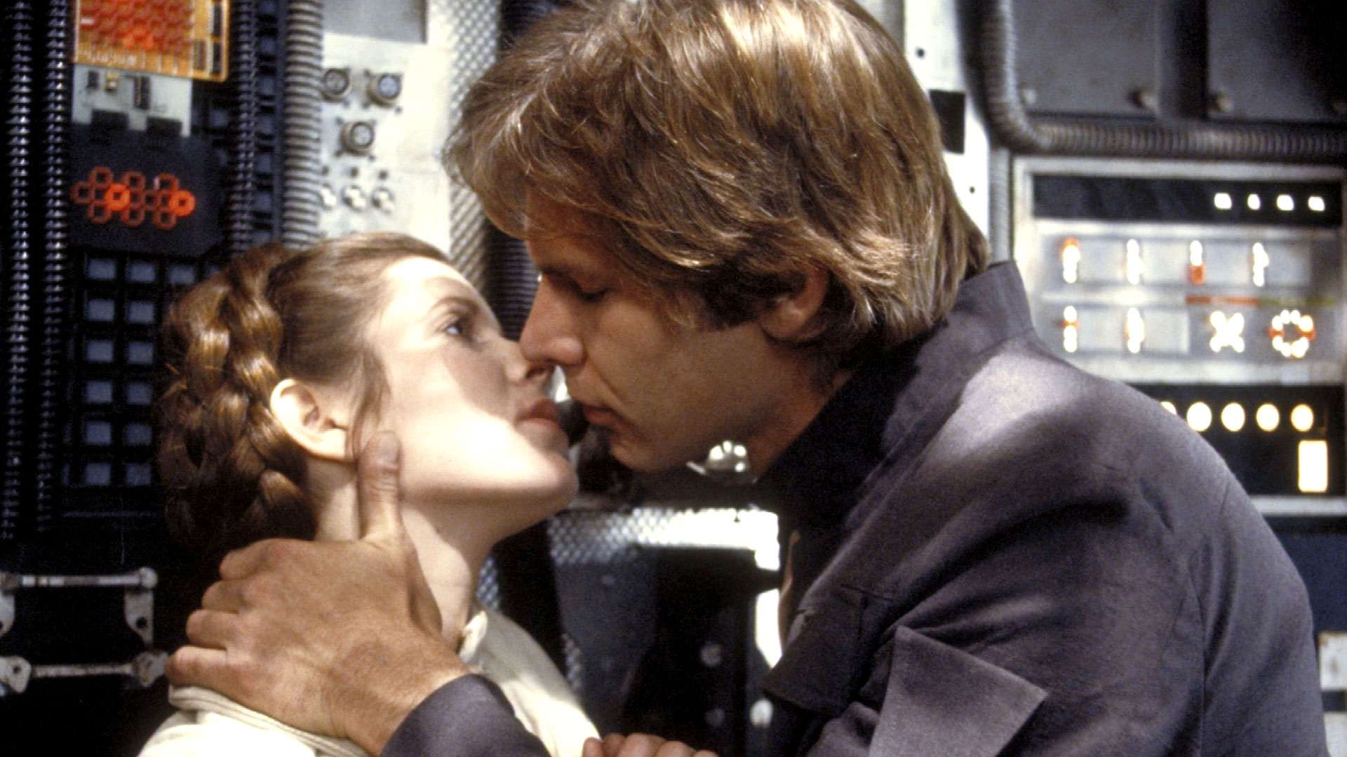 """Carrie Fisher: """"Me acosté con Harrison Ford"""""""