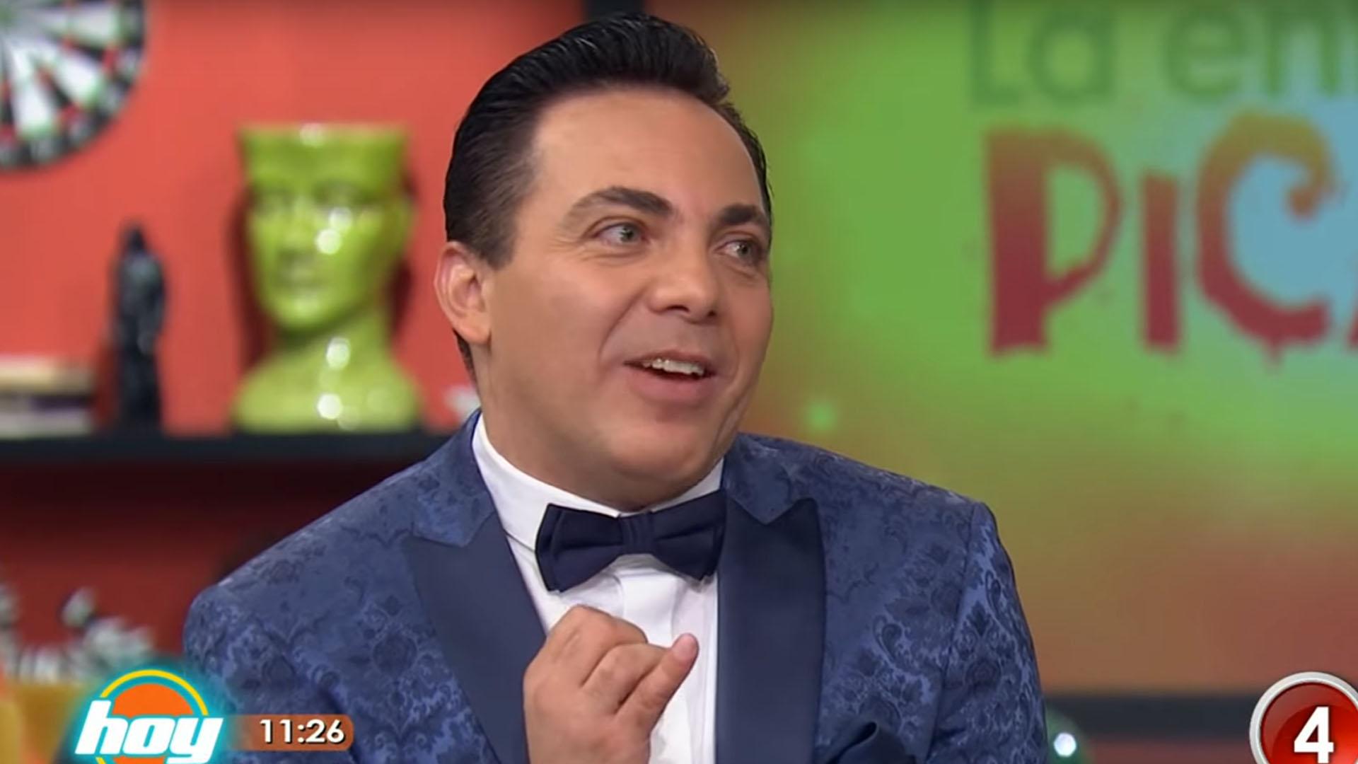 Cristian Castro se ha casado en tres ocasiones. (Foto: Especial)