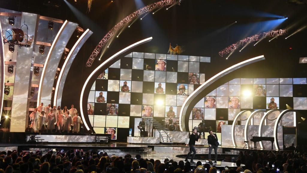 Colombia y Juan Gabriel triunfaron en los Grammy Latinos 2016 | Sociedad