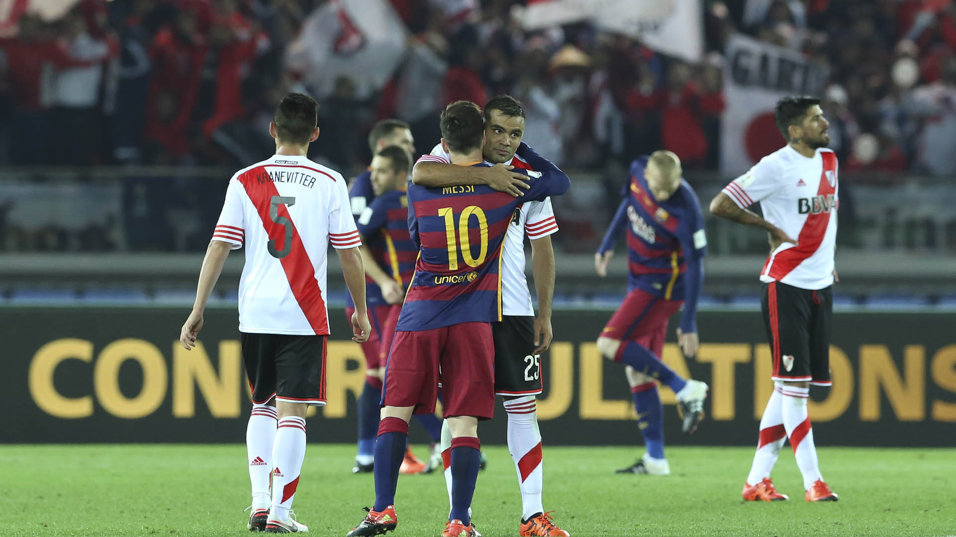 Un diario español generó revuelo al vincular a Messi con River a 3 días de  la Superfinal con Boca - Infobae