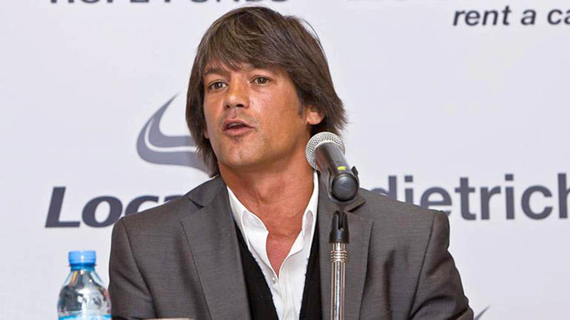Enrique Blaksley, cabeza de Hope Funds, hoy acusado de estafa y lavado.