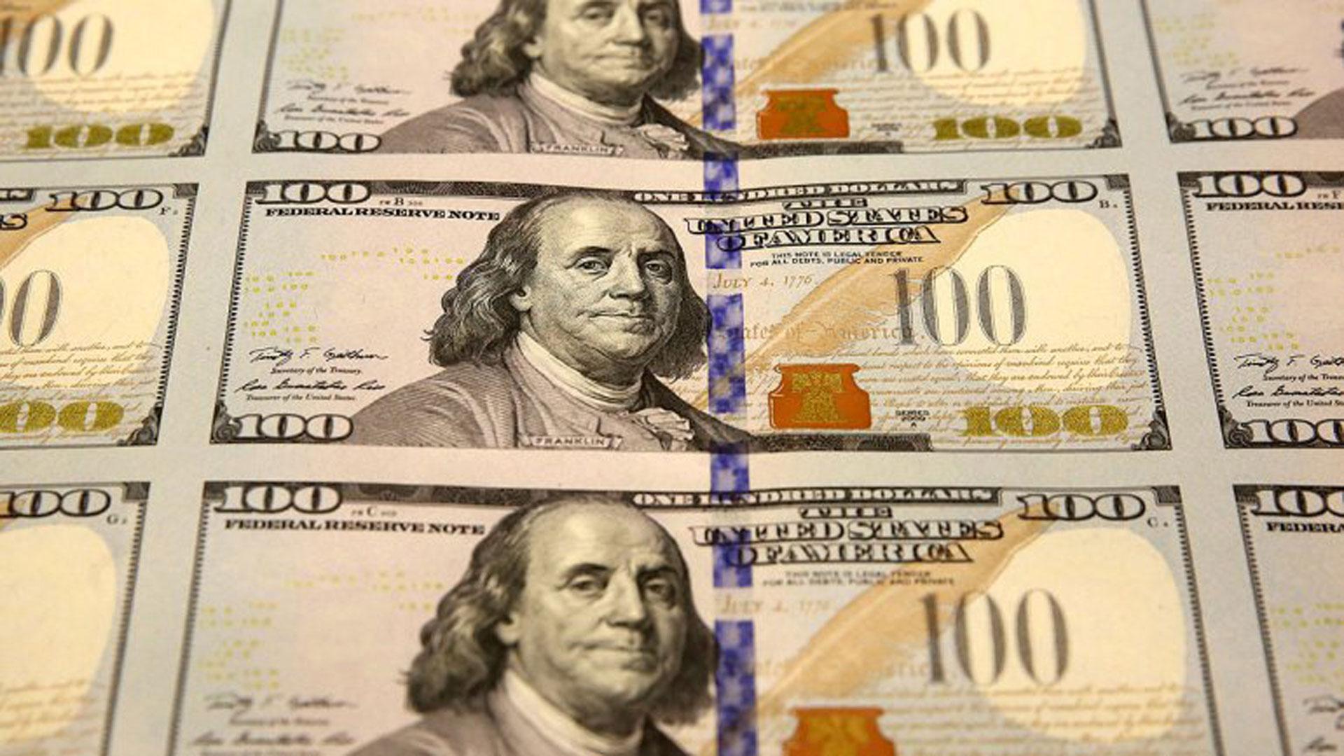 El valor de la divisa ascendió 5,9% en enero. (AP)