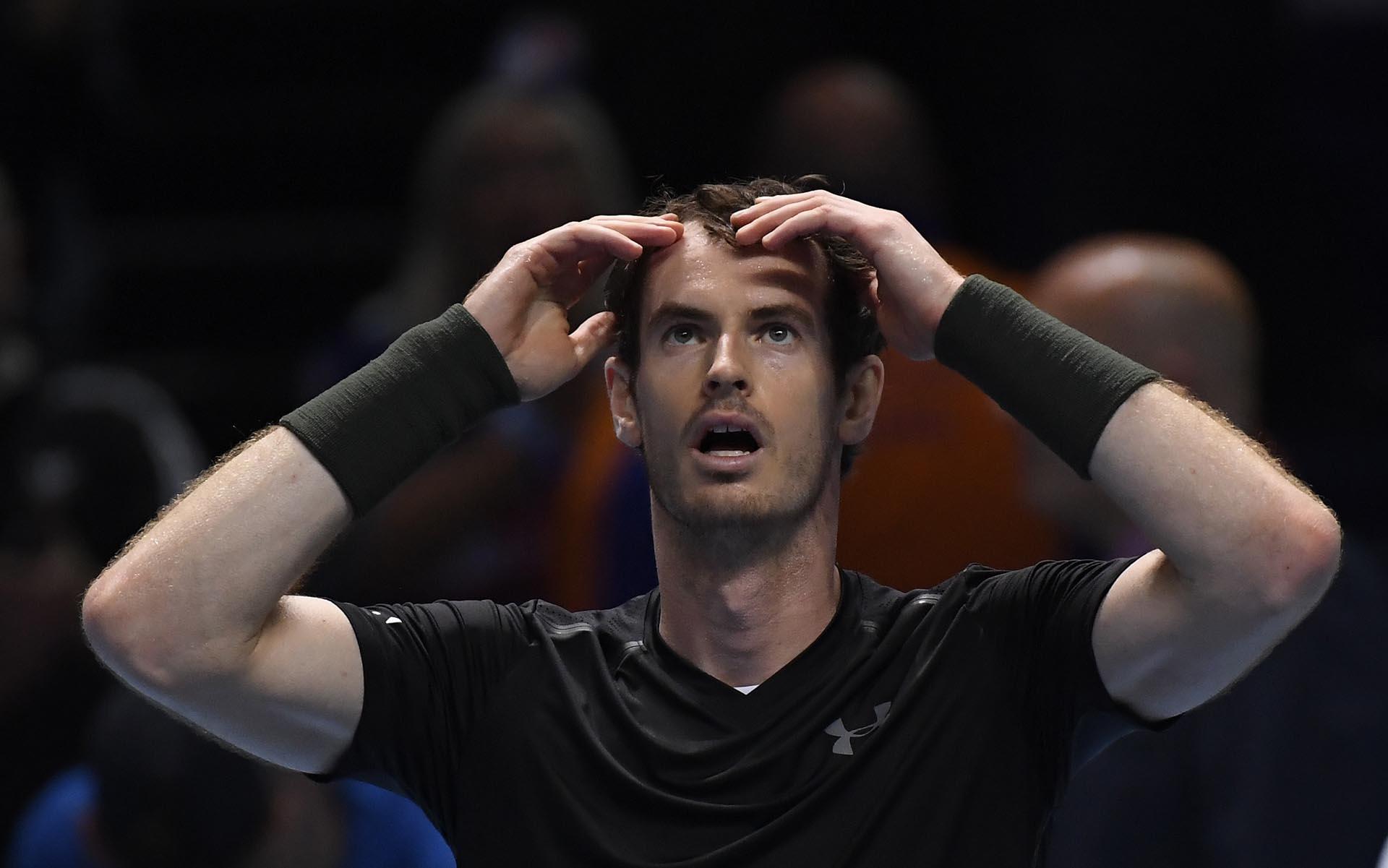 Andy Murrayse perderá el Australian Open por su lesión en la cadera(Reuters)