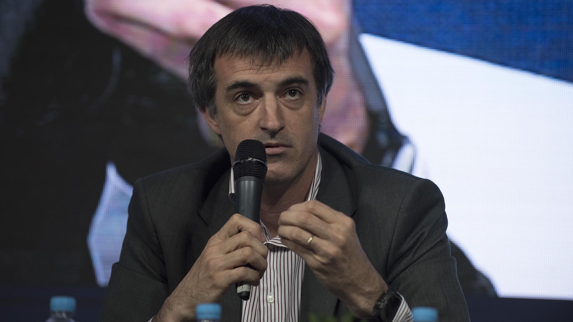 Esteban Bullrich, senador por la provincia de Buenos Aires (Foto: Adrián Escandar)