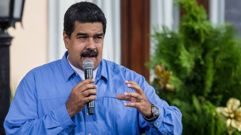Capriles responsabilizó a Maduro por la alta cifra de muertes violentas en 2016 (EFE)