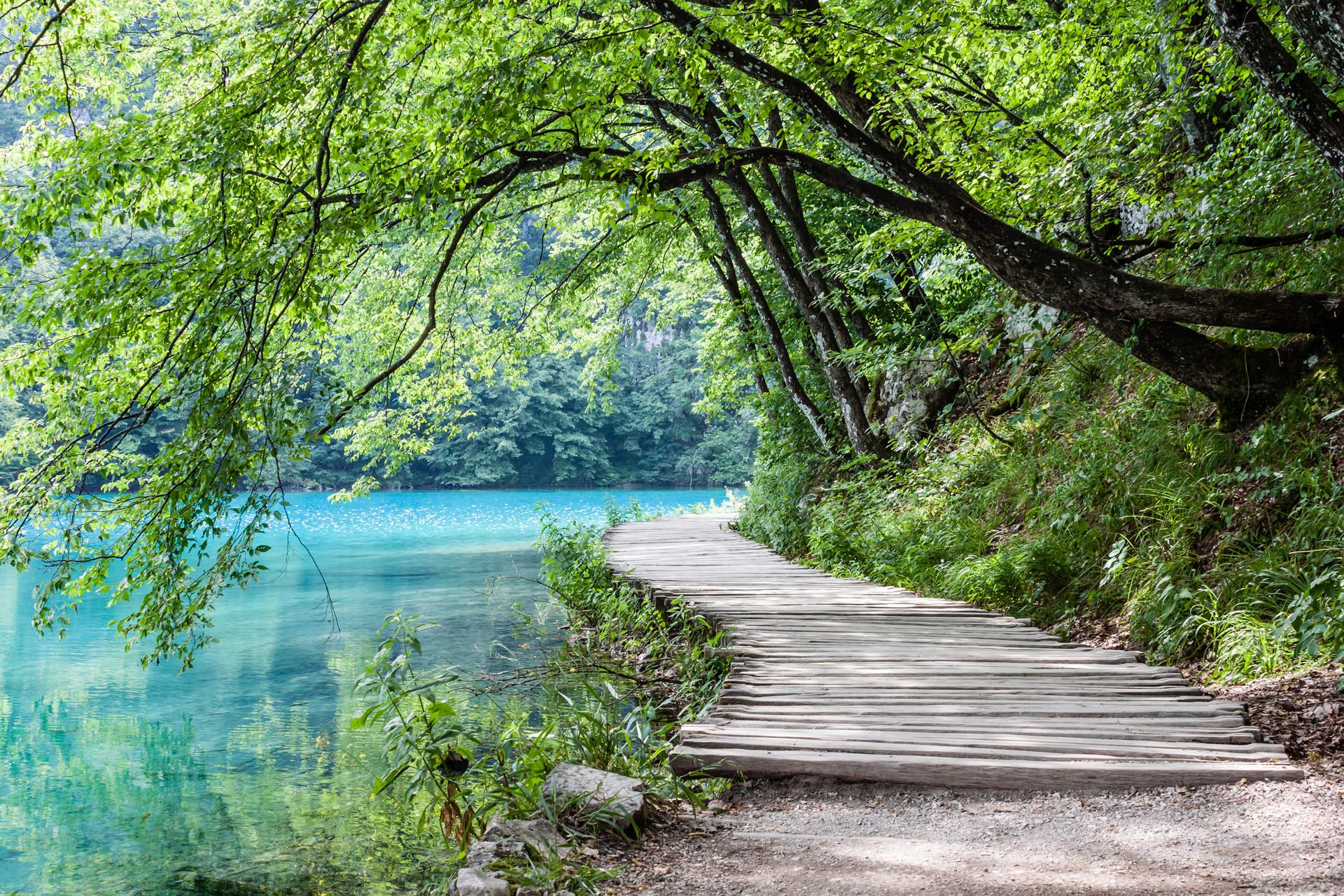 La zona que se puede visitar se encuentra en el centro del parque, son 8 km² de valle poblado de bosques, donde la hidrografía ha conformado un paisaje formado por 16 lagos de diferente altitud (iStock)
