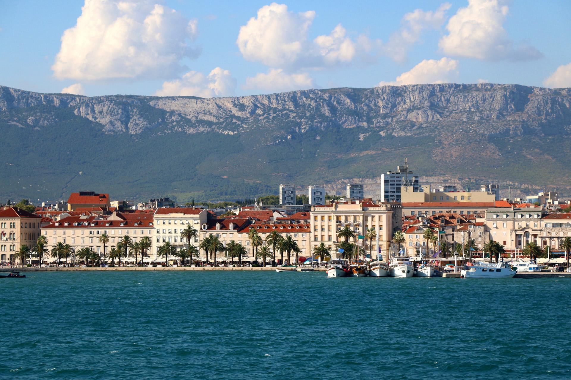 Split es la segunda ciudad más populosa del país (iStock)