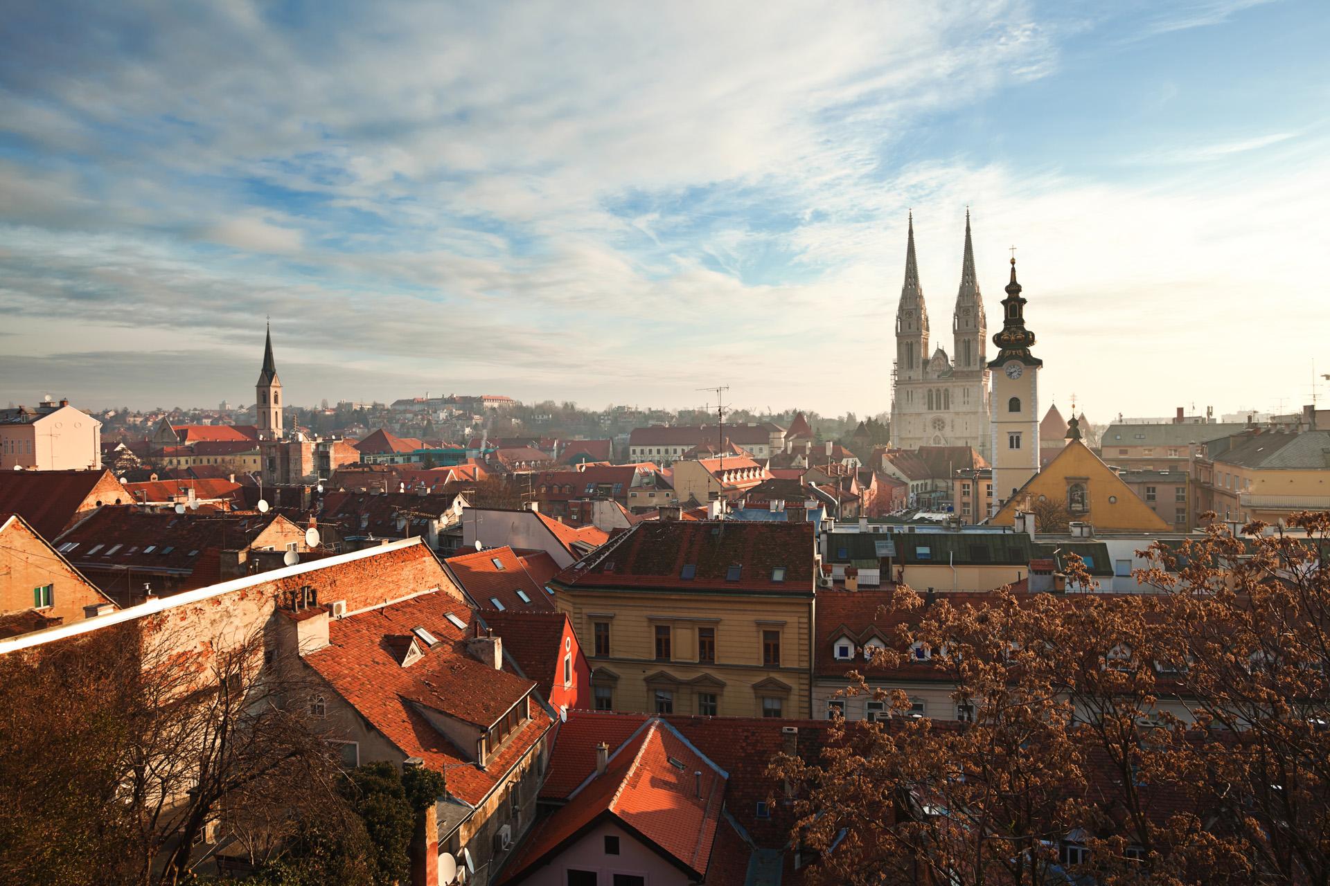 Zagreb es la sede de las principales instituciones administrativas y políticas de Croacia (iStock)