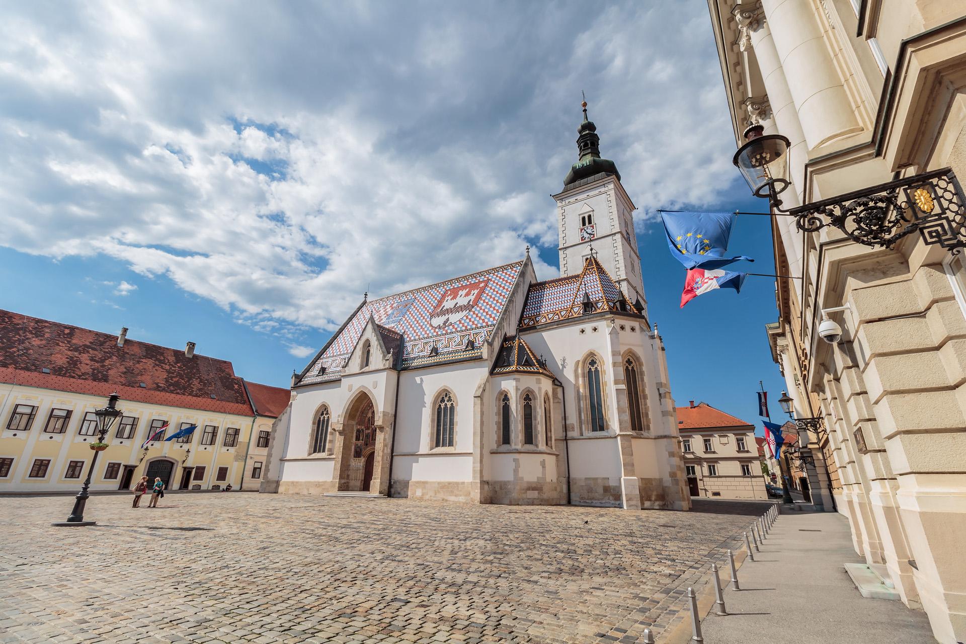 Zagreb es la capital y la ciudad más grande de Croacia (iStock)