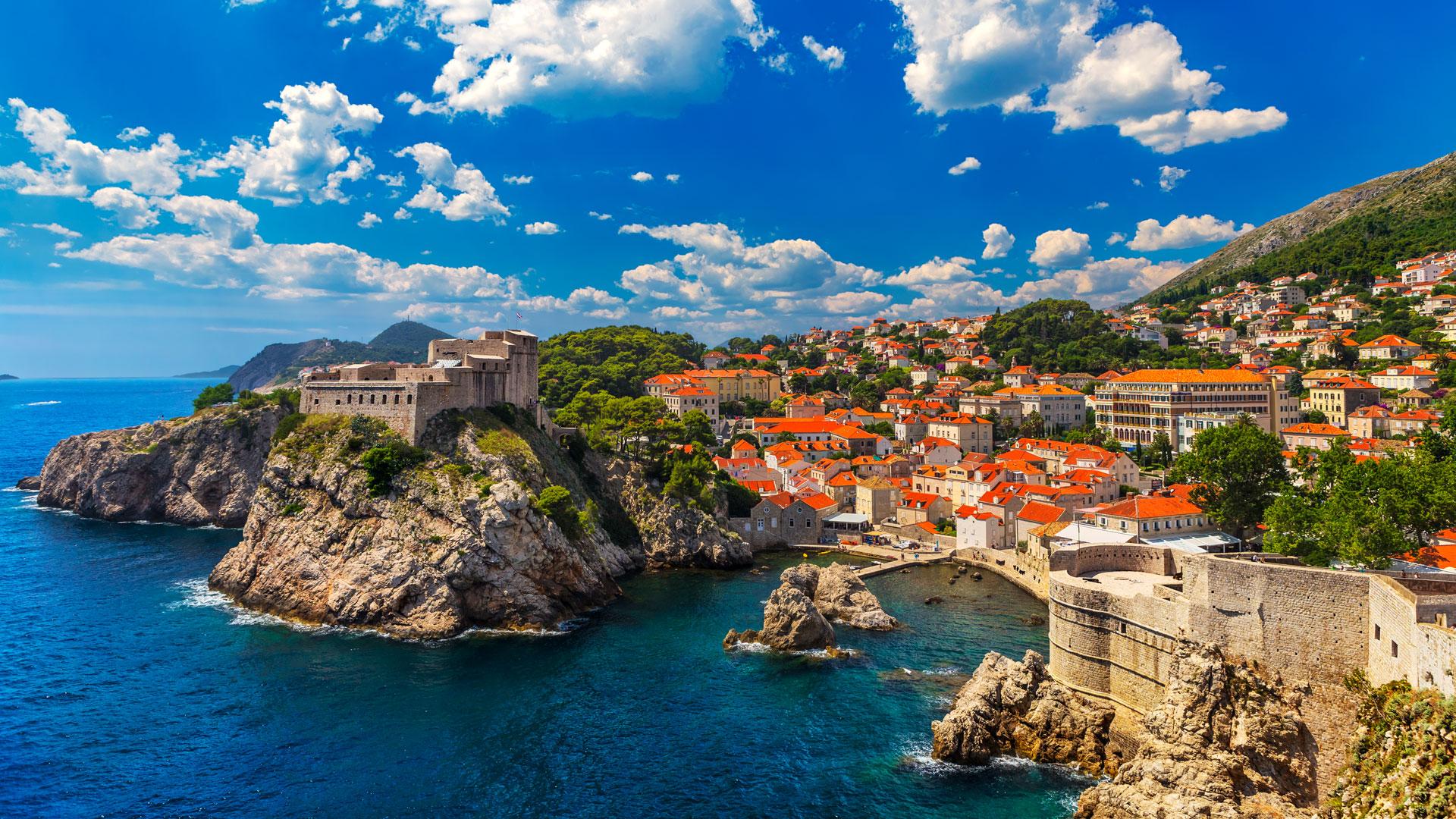 A Dubrovnik pueden entrar 8 mil personas por día (iStock)
