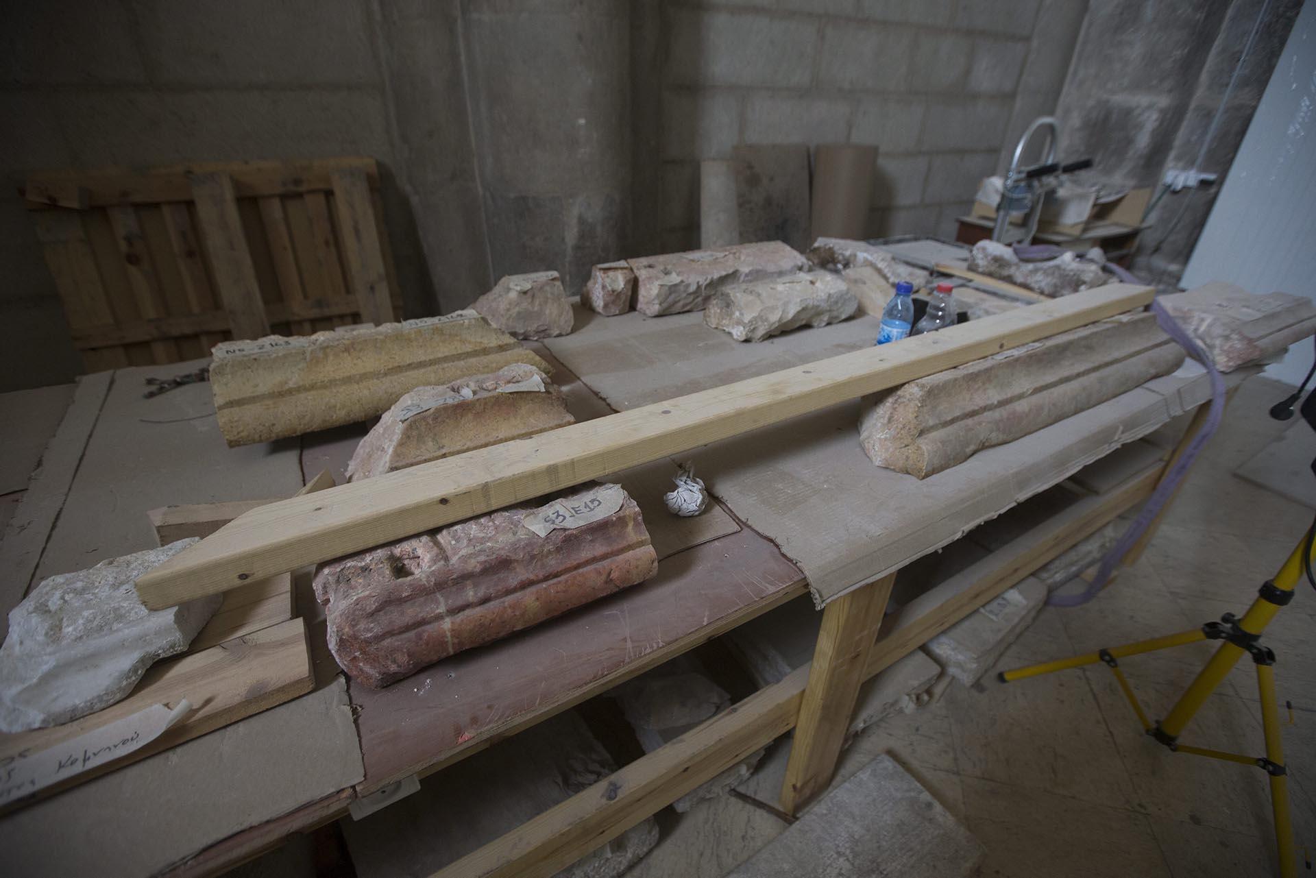 El Santo Sepulcro/Visita virtual /Apertura de la Tumba de Cristo Restauracion-tumba-Jesucristo-Jerusalen-sf-9