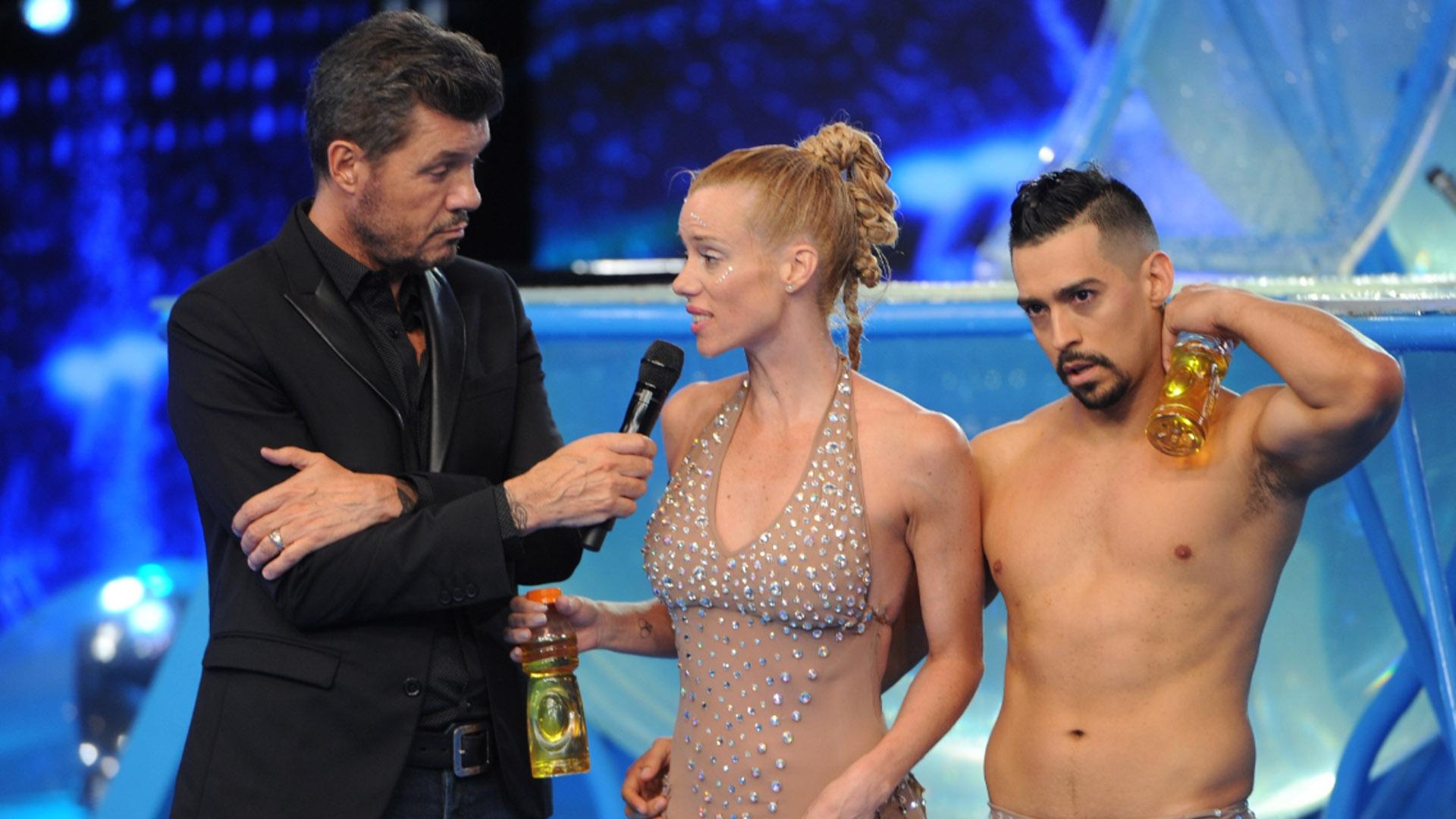 Neumann concurso en el reality show de baile Bailando 2016 conducido por Marcelo Tinelli, donde obtuvo el quinto puesto tras siete meses de competencia