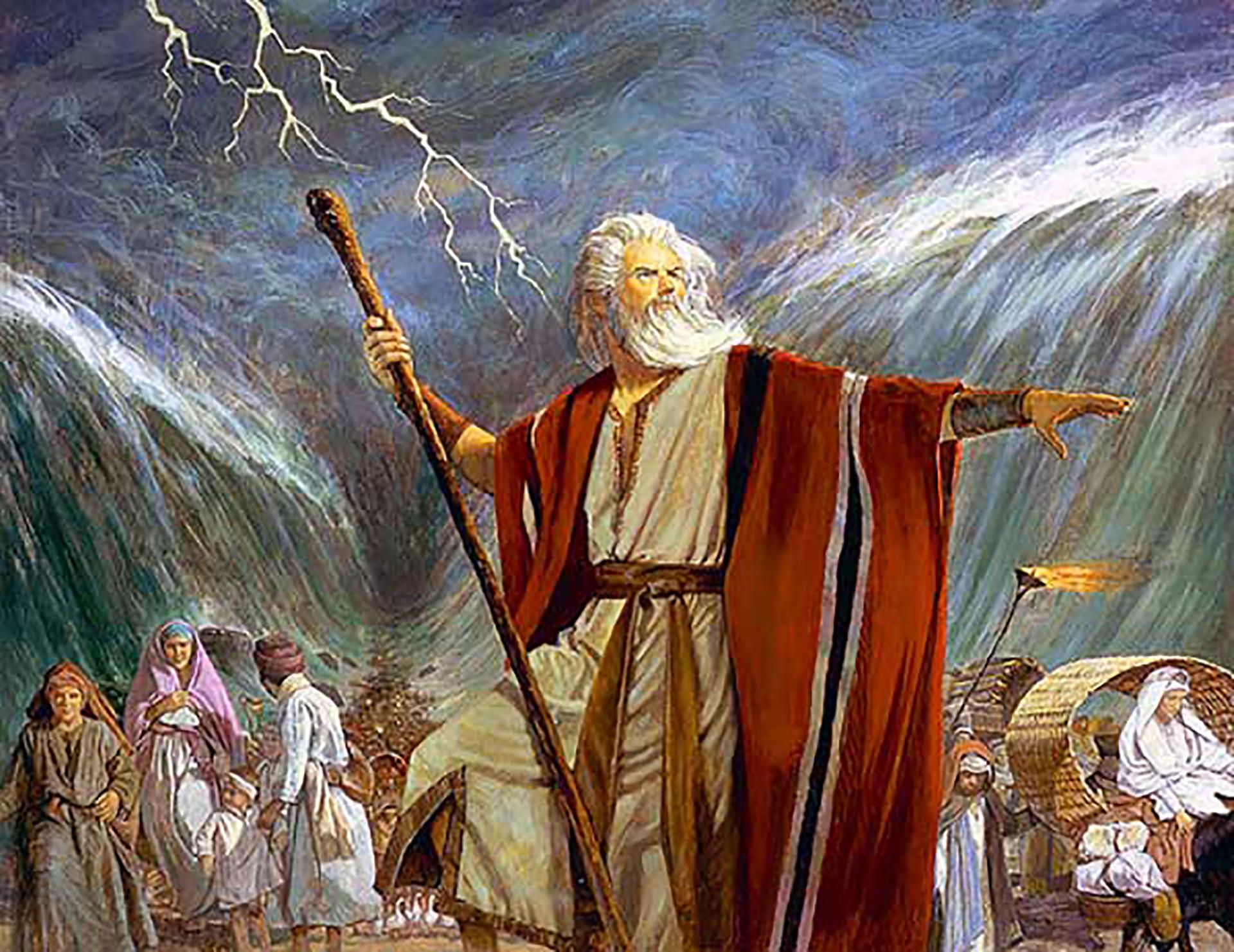 Últimas noticias sobre la existencia histórica de Moisés y el éxodo de los judíos de Egipto - Infobae