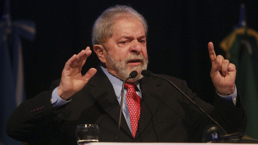 Lula da Silva, ex presidente de Brasil