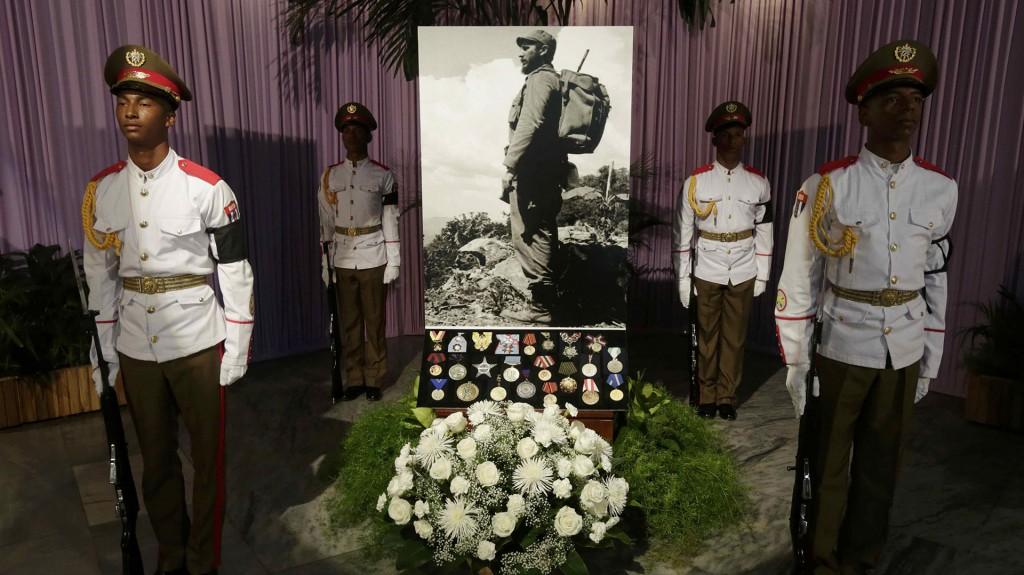 Tres salas fueron abiertas con imágenes del dictador, aunque en ninguna de ellas estaban exhibidos sus restos mortales