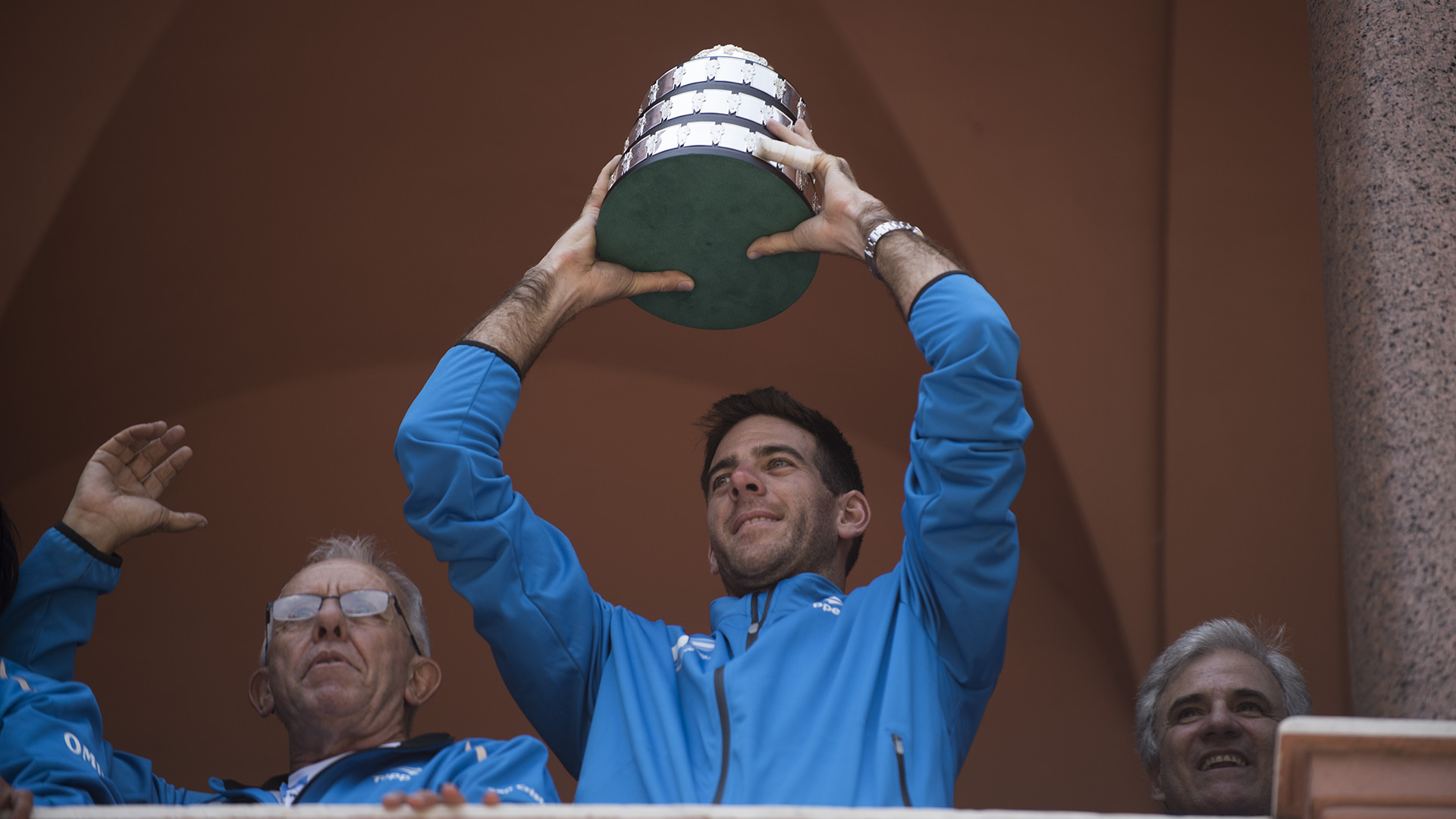 "Campeón de la Davis 2016: ""Será muy difícil volver a sentir algo tan espectacular"" (Adrián Escandar)"