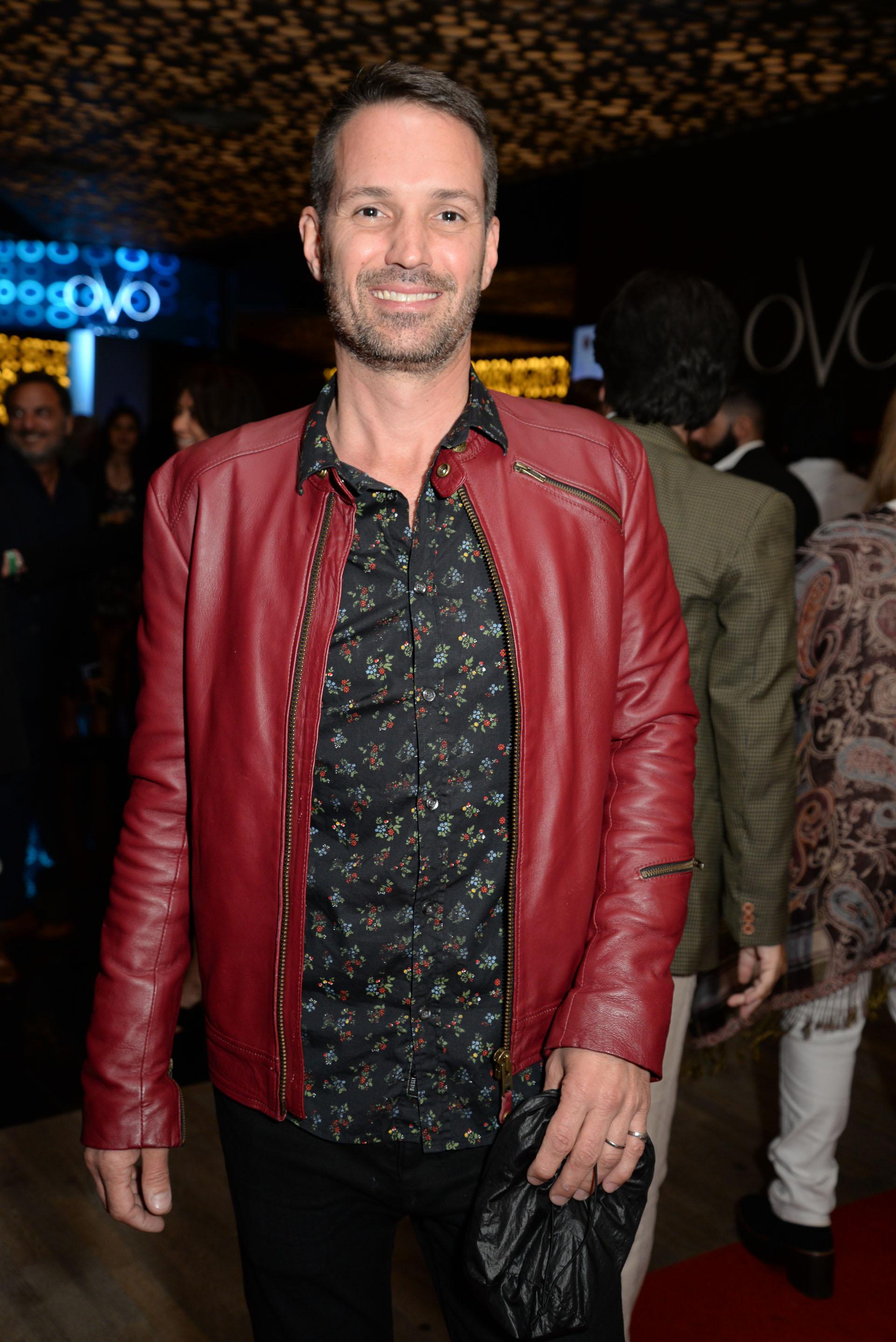Ale Lacroix fue el DJ encargado del evento de lanzamiento de temporada de Enjoy Cornad