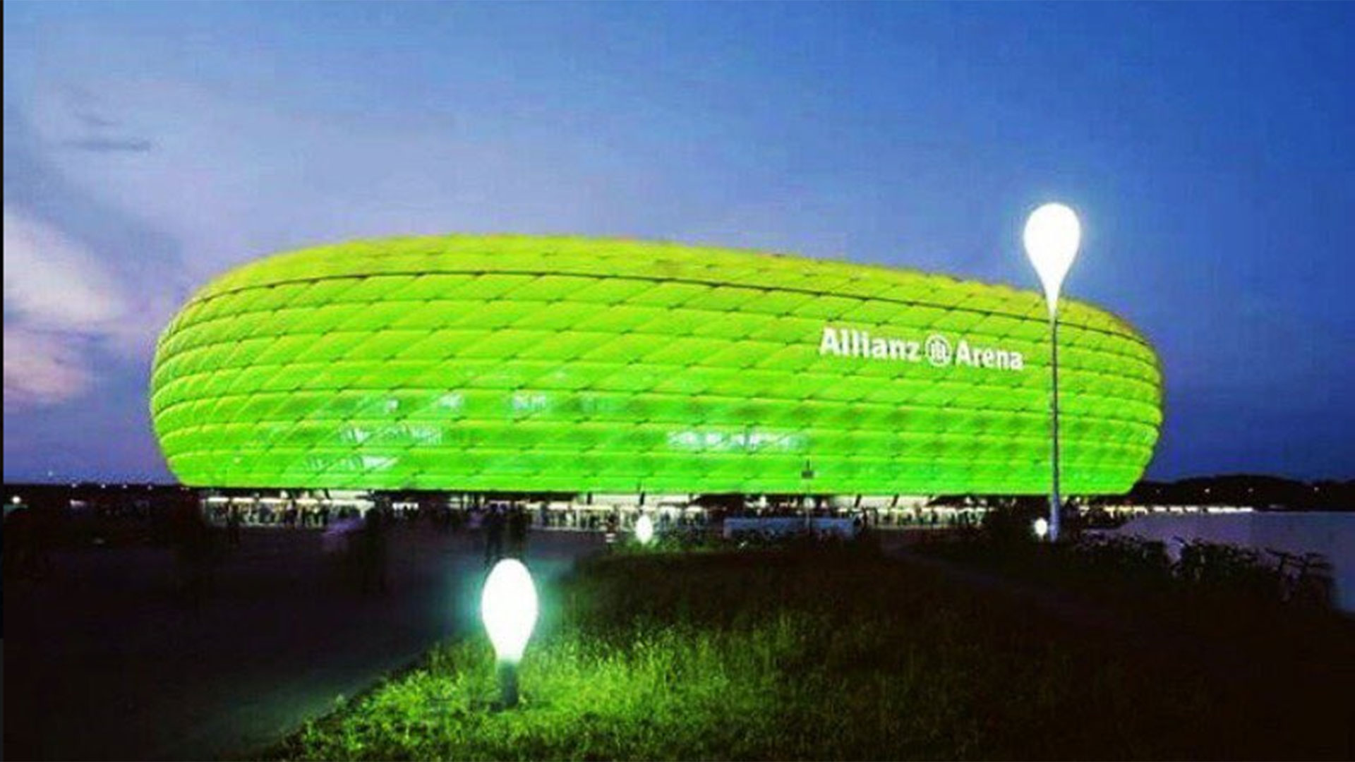 Allianz Arena, Múnich, Alemania