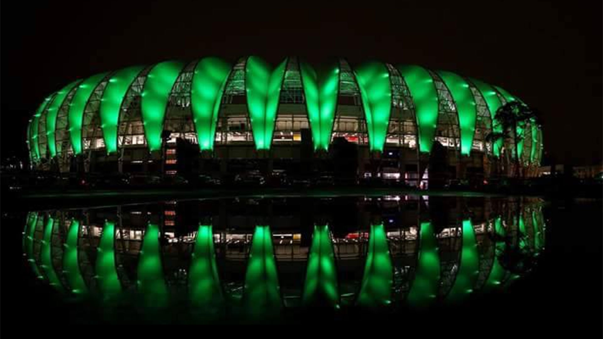 Estadio Beira Río, Porto Alegre, Brasil