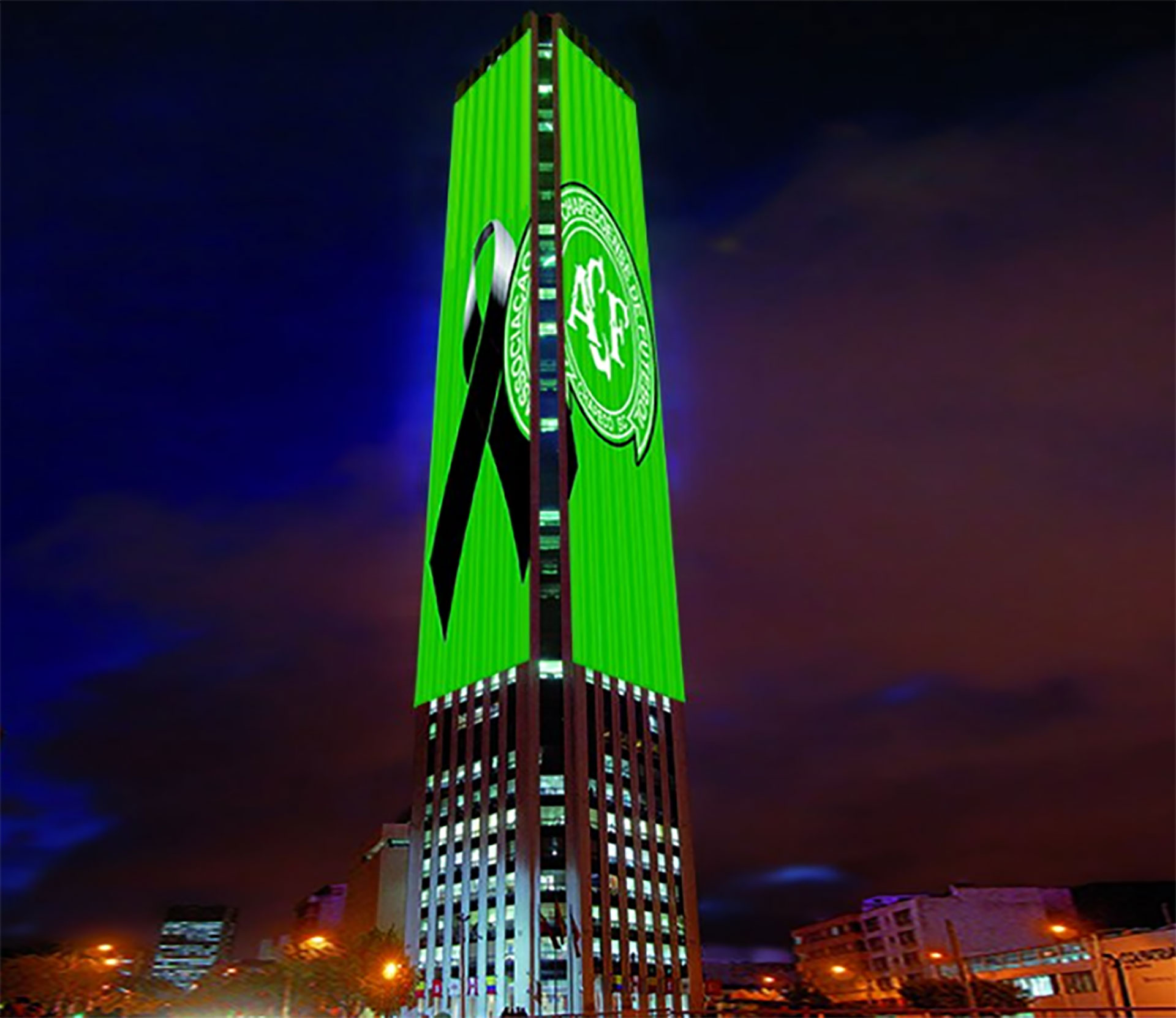 Torre Colpatria, Bogotá, Colombia