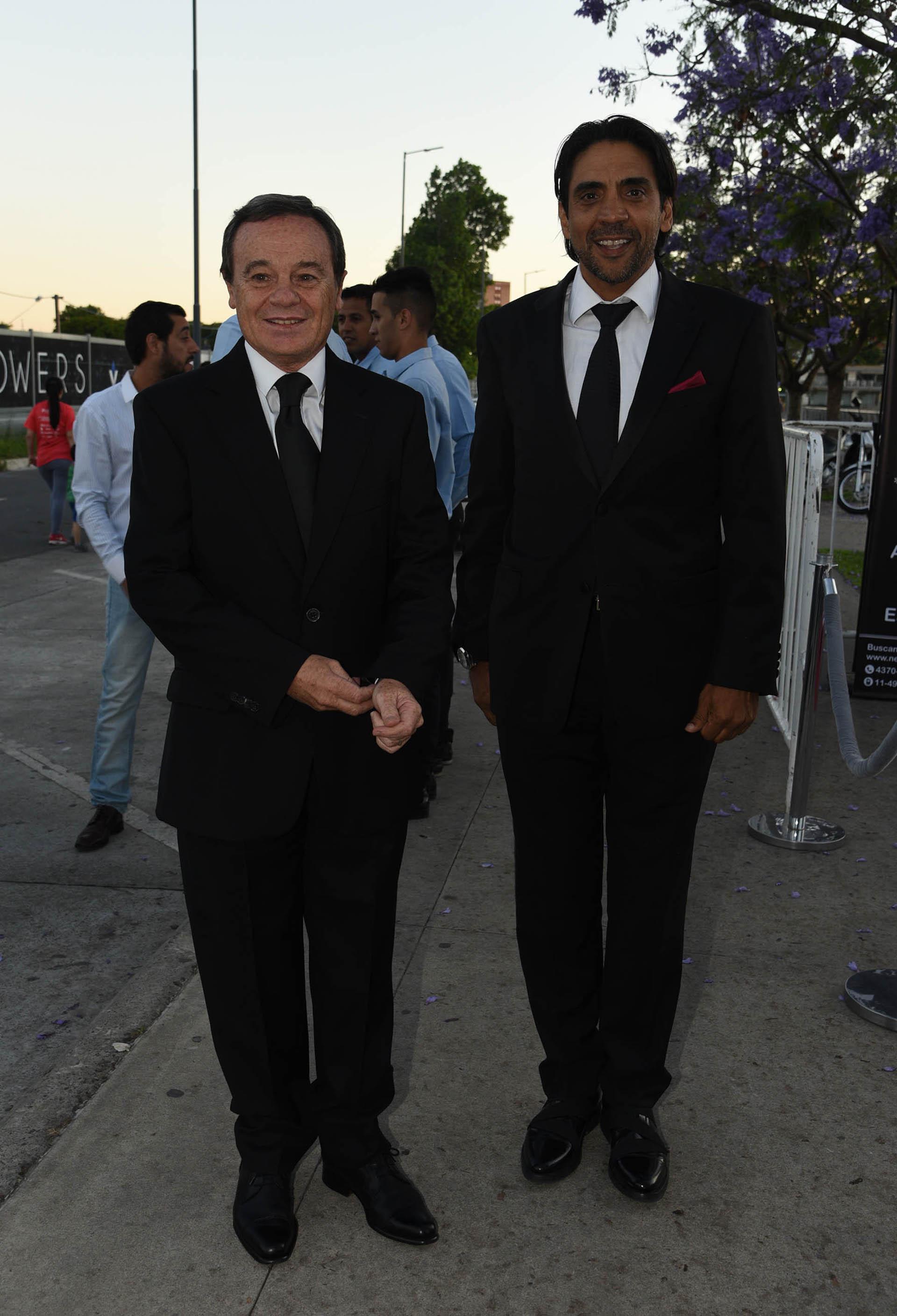 Pablo Codevilla y Coco Fernández