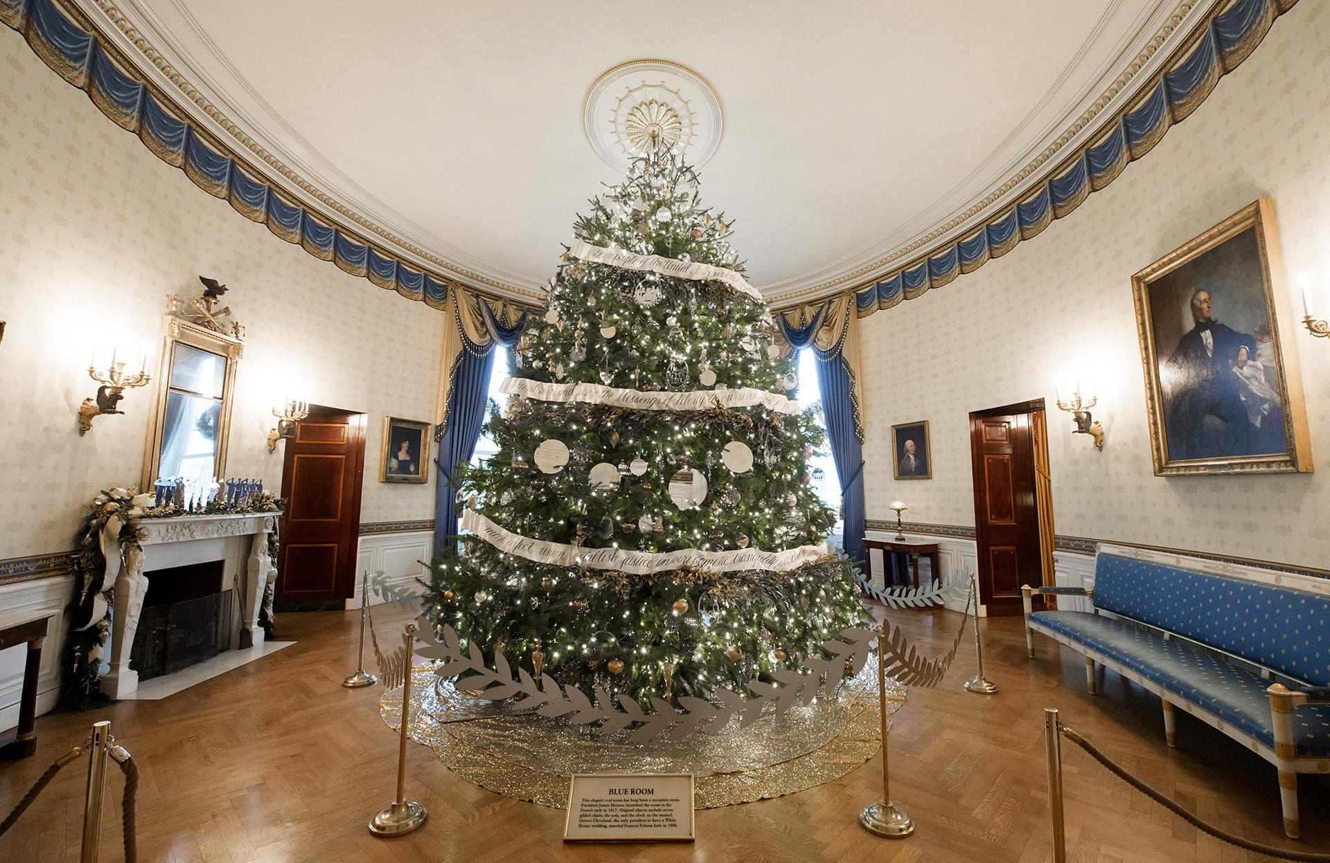 El árbol oficial de la Casa Blanca