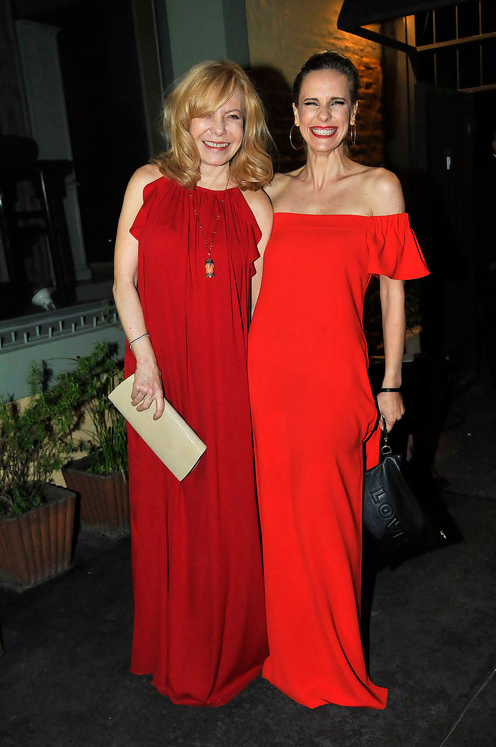 Cecilia Roth y Julieta Cardinali