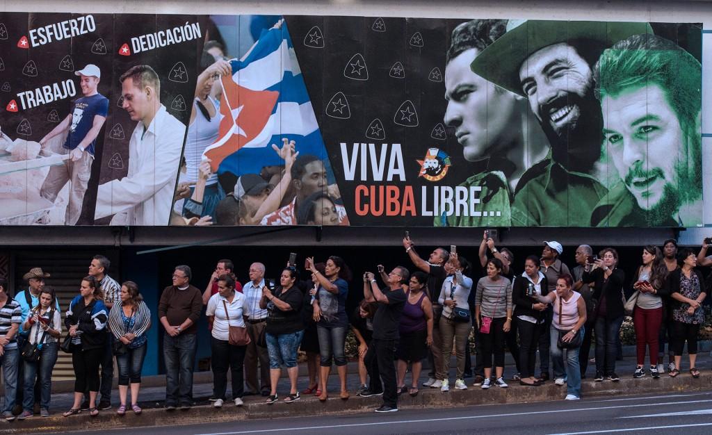 En la ceremonia oficial también se destacaron la presencias de Nicolás Maduro (Venezuela) y Daniel Ortega (Nicaragua), principales aliados regionales del régimen castrista