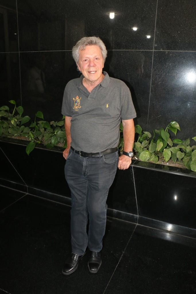 Emilio Disi, del elenco de Sálvese quien pueda