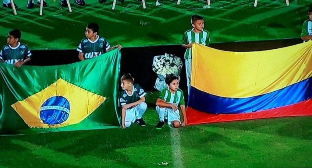 Brasil y Colombia rindieron tributo a las víctimas de la tragedia aérea
