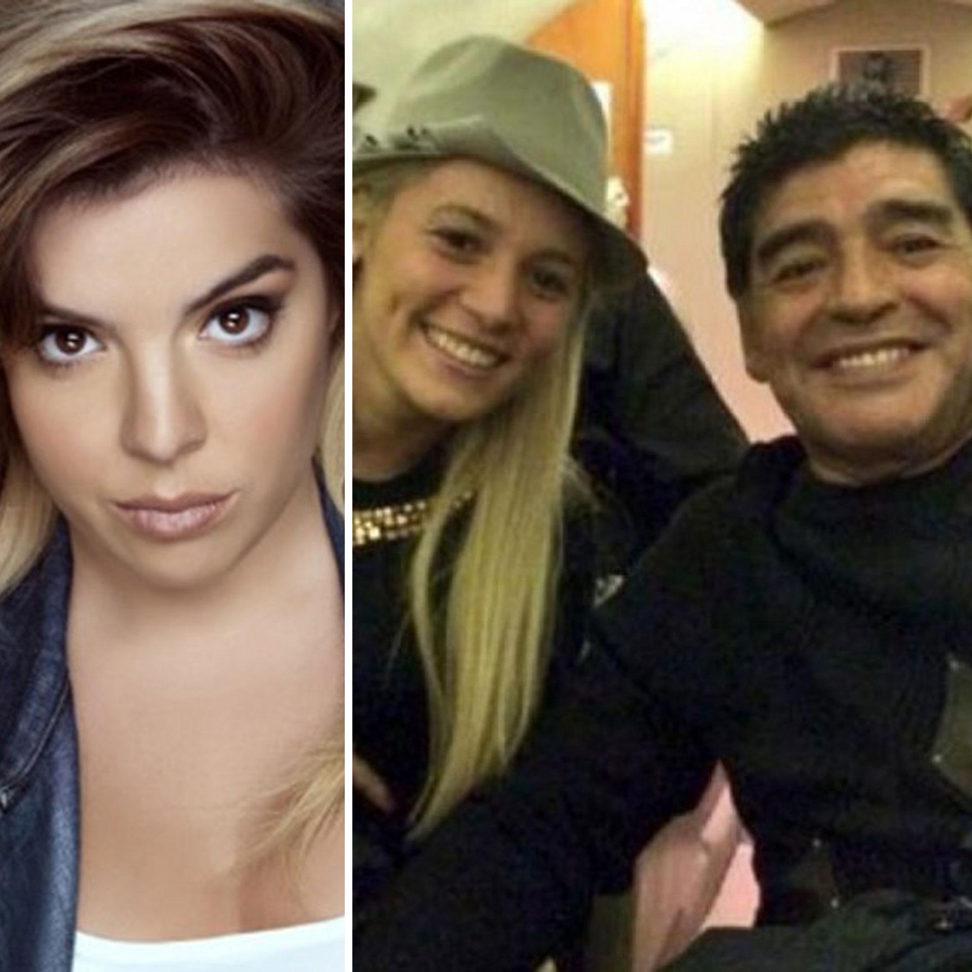 Rocío deberá volver a Buenos Aires mientras Dalma visite a su padre en Dubai para no cruzarse