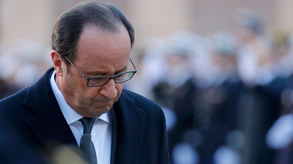 El presidente de Francia, François Hollande (Reuters)