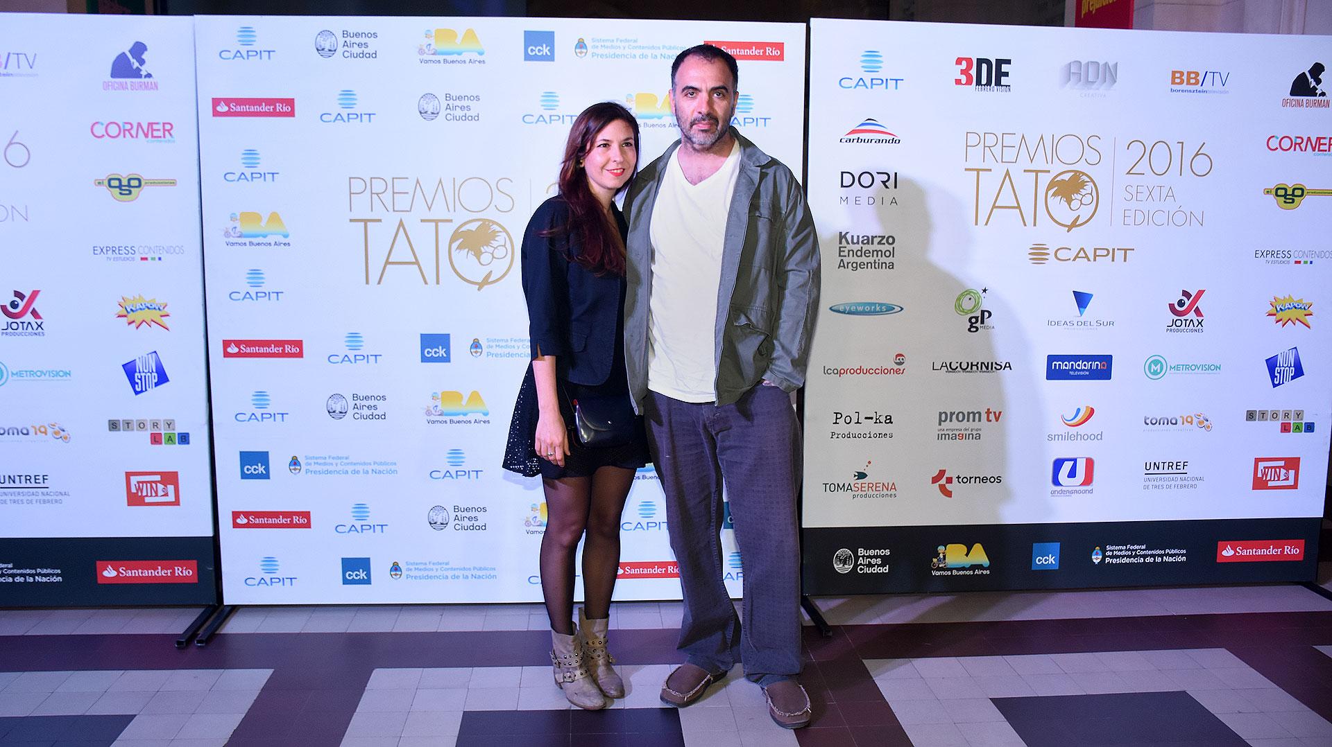 """Adrian Caetano, director de """"El Marginal"""""""