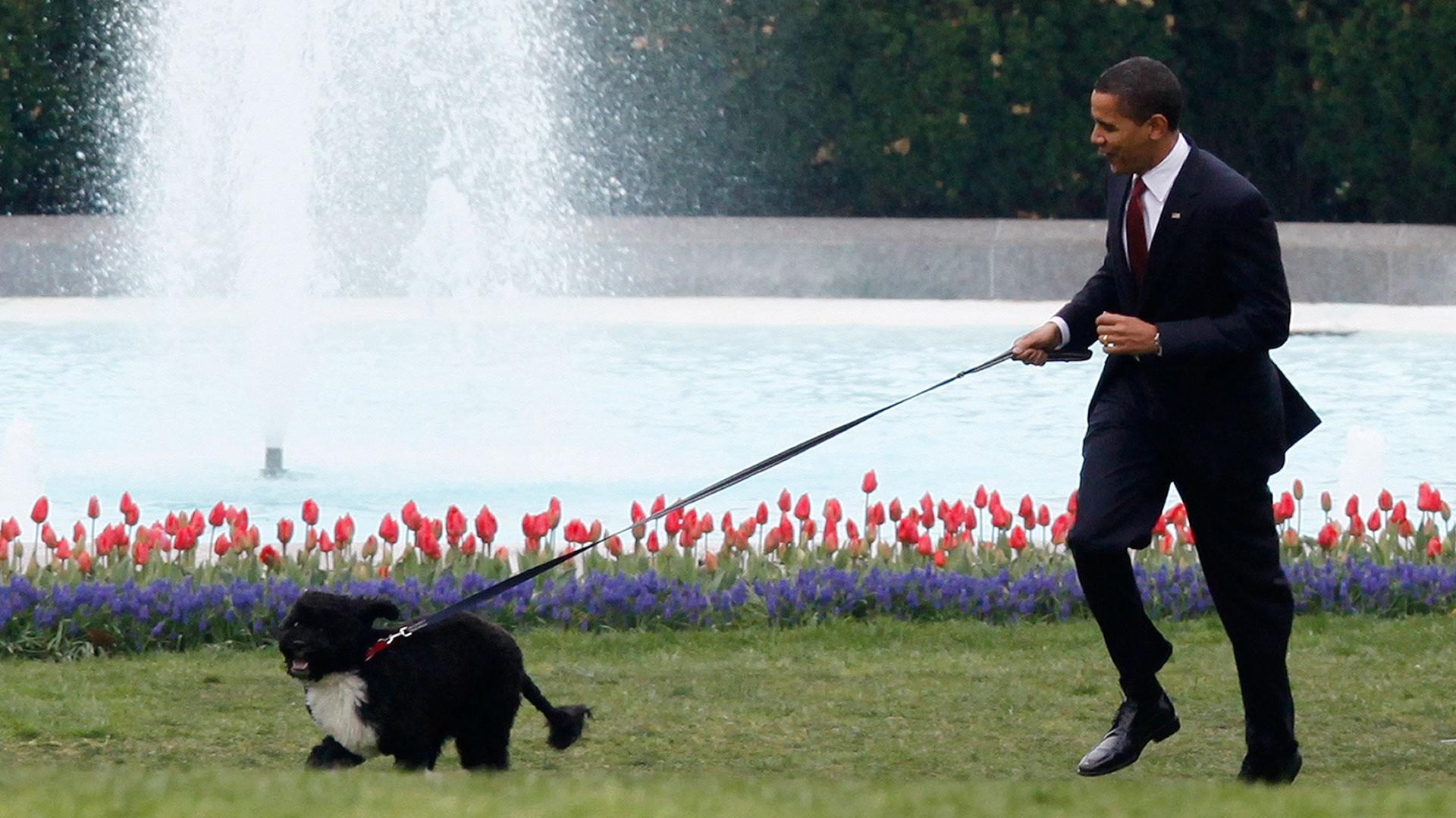 Barack Obama en la Casa Blanca (AP)