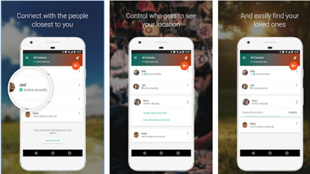 Trusted Contacts de Google edited