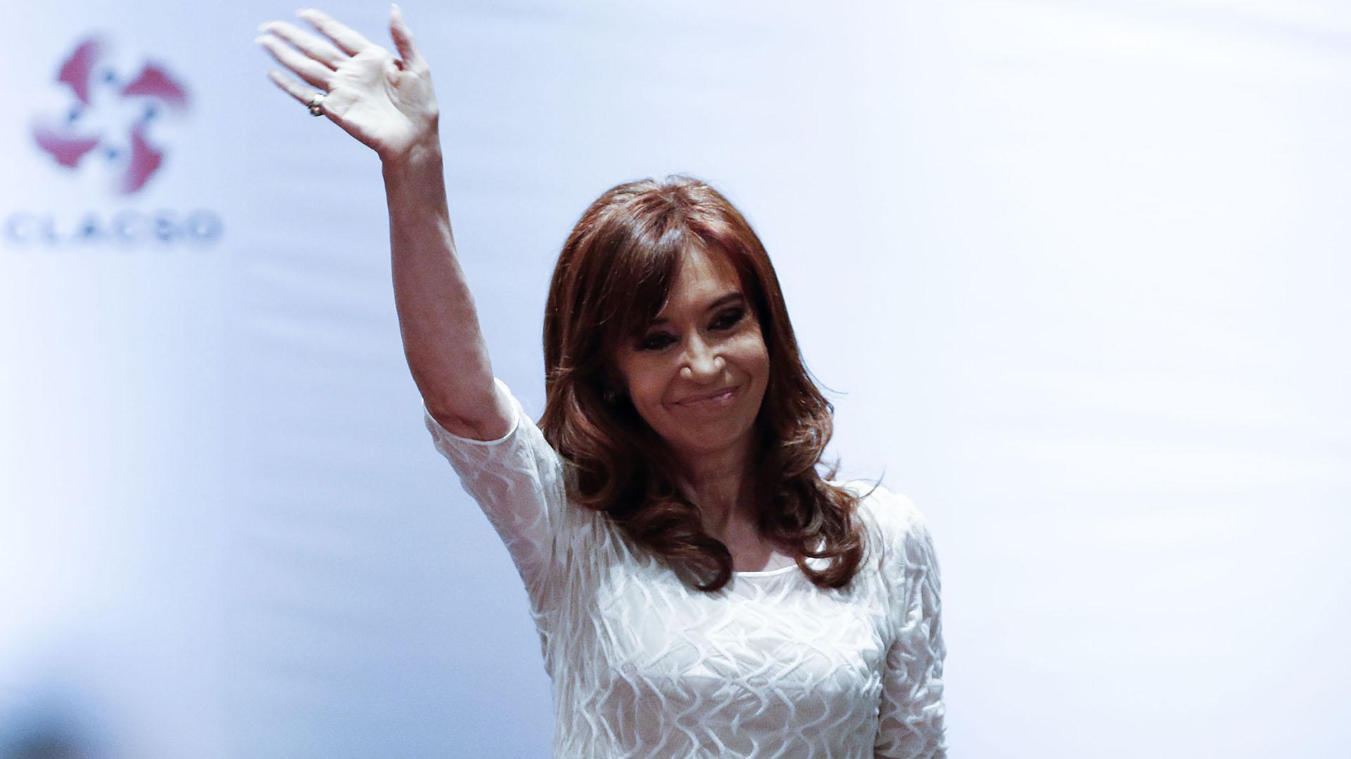 Cristina Kirchner (AFP)