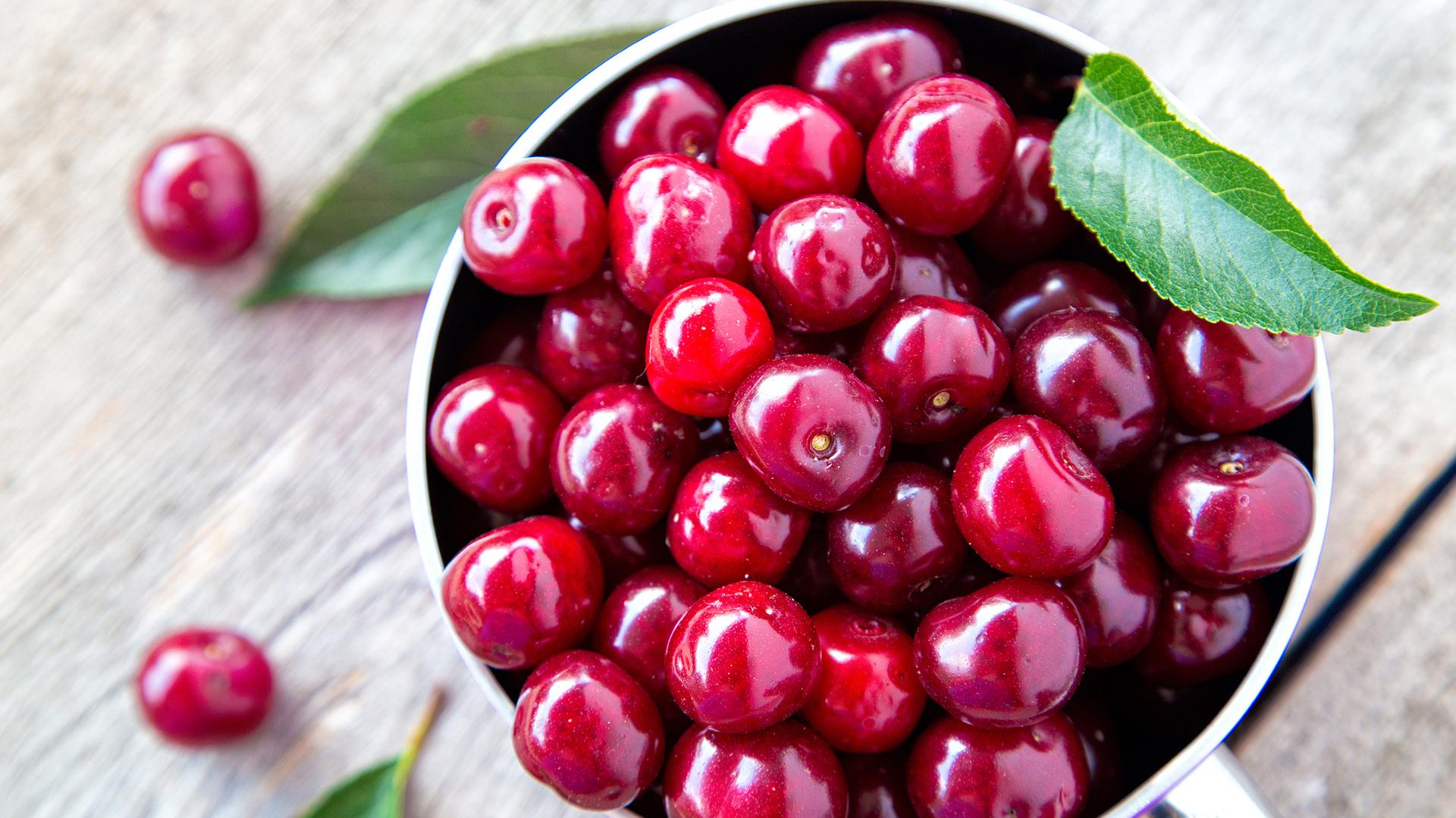 Serán 160 toneladas de cerezas frescas provenientes de las provincias de Chubut, Neuquén y Río Negro. (iStock)