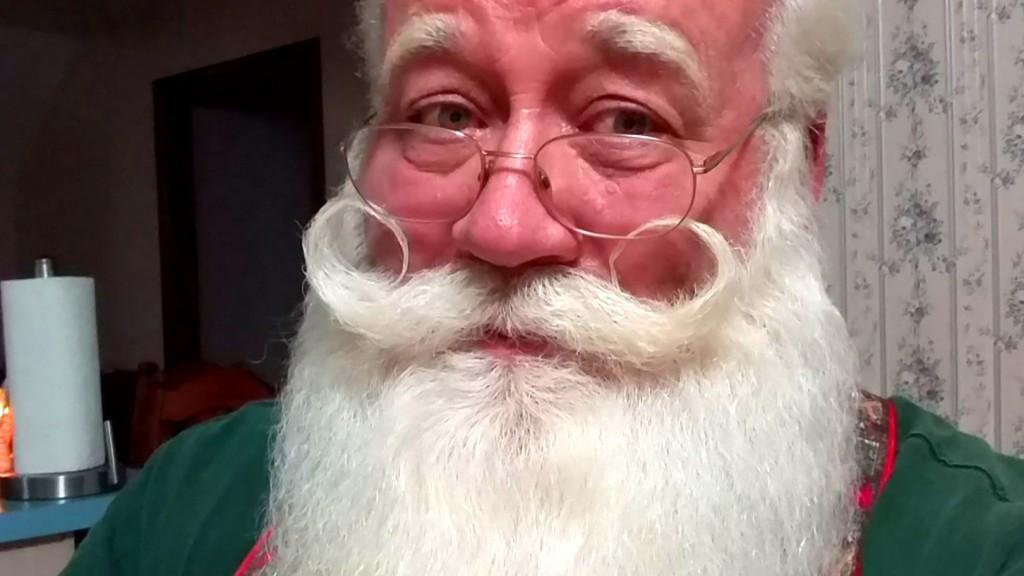 Eric Schmitt-Matzen es el Santa Claus de Knoxville