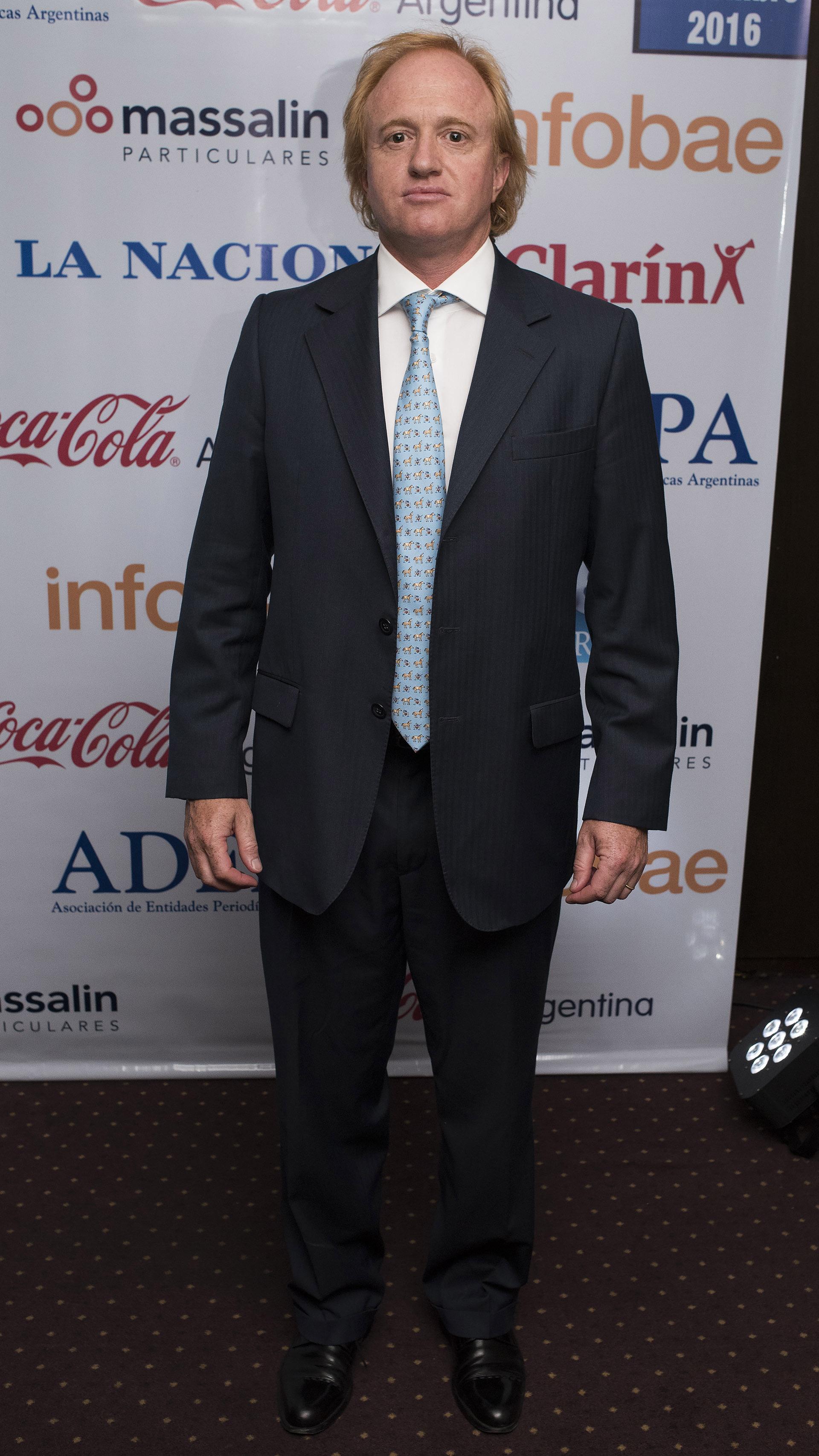 El abogado Damián Cassino