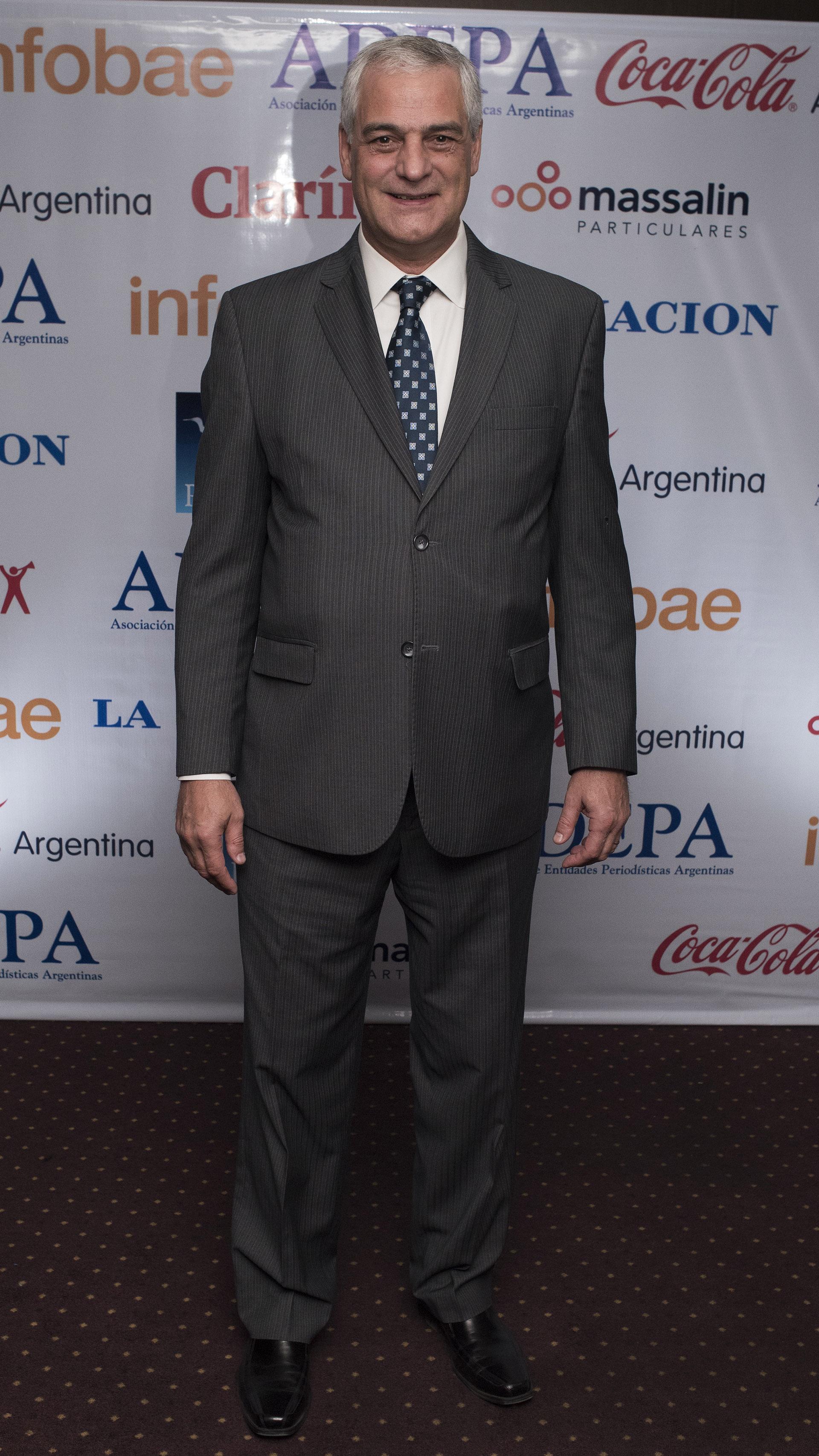 Walter Burzaco, presidente de ATVC (Asociación Argentina de Televisión por Cable)