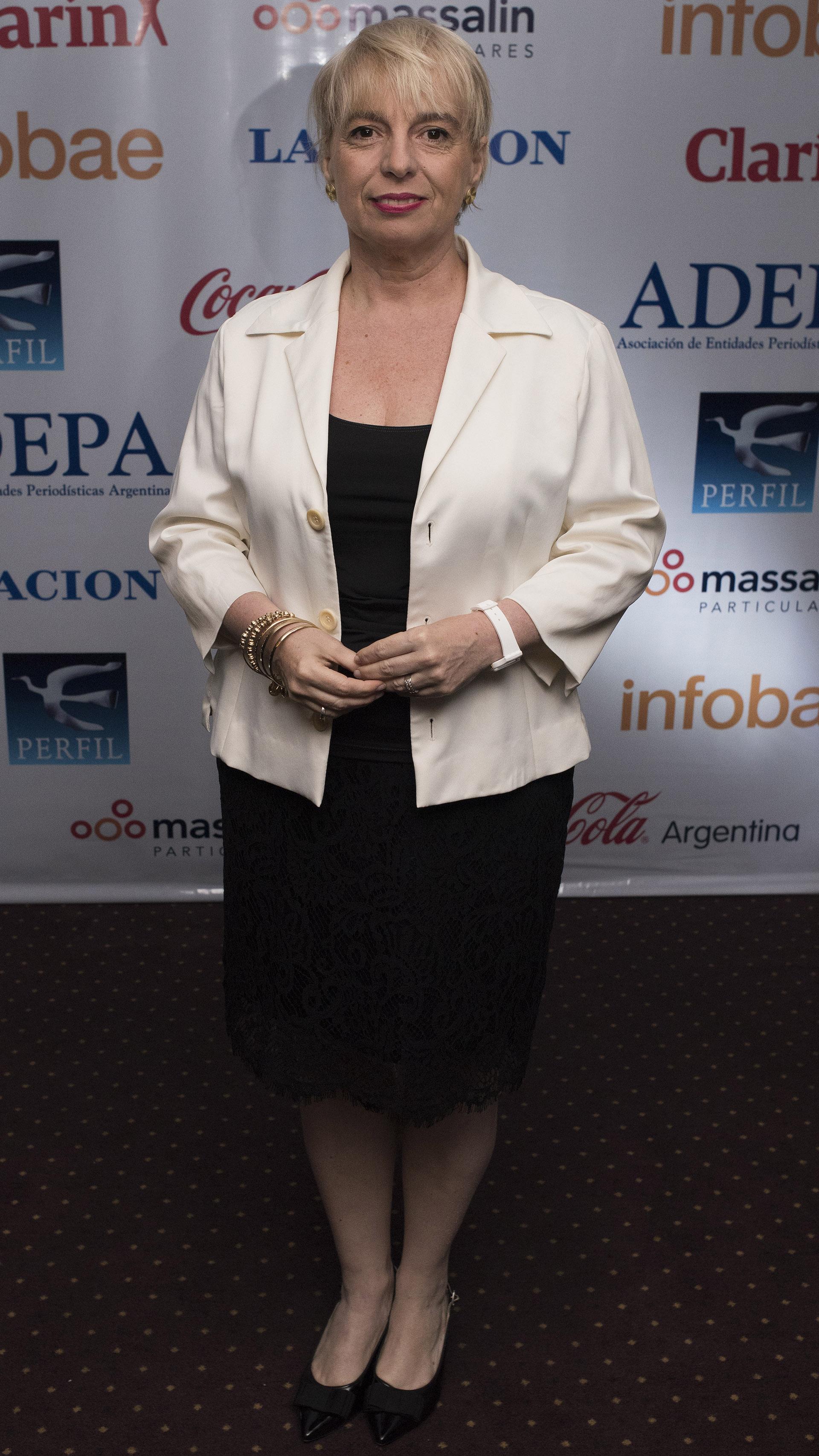 Silvana Giúdice, directora de ENACOM