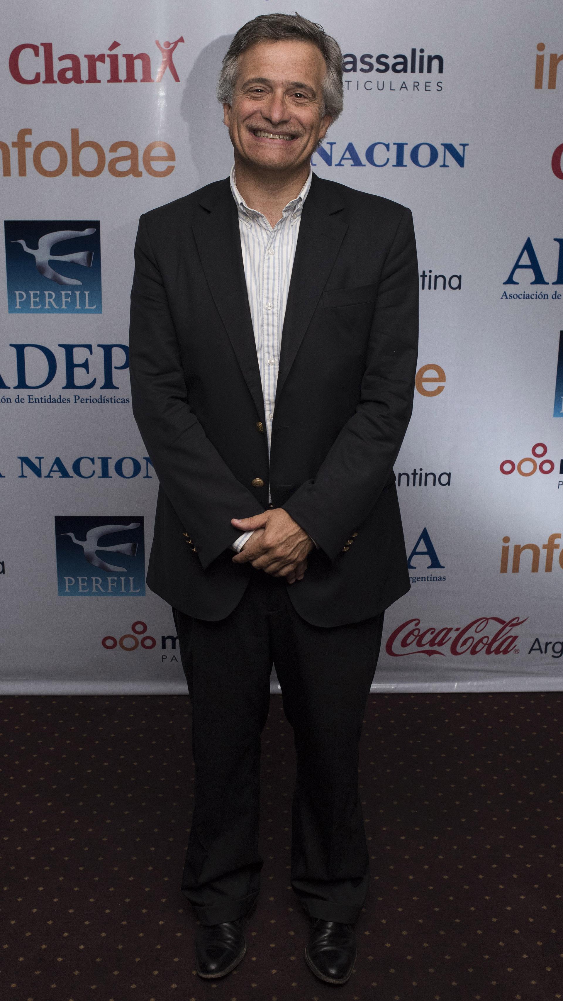 Marcelo Nachón, secretario de Medios de la Ciudad