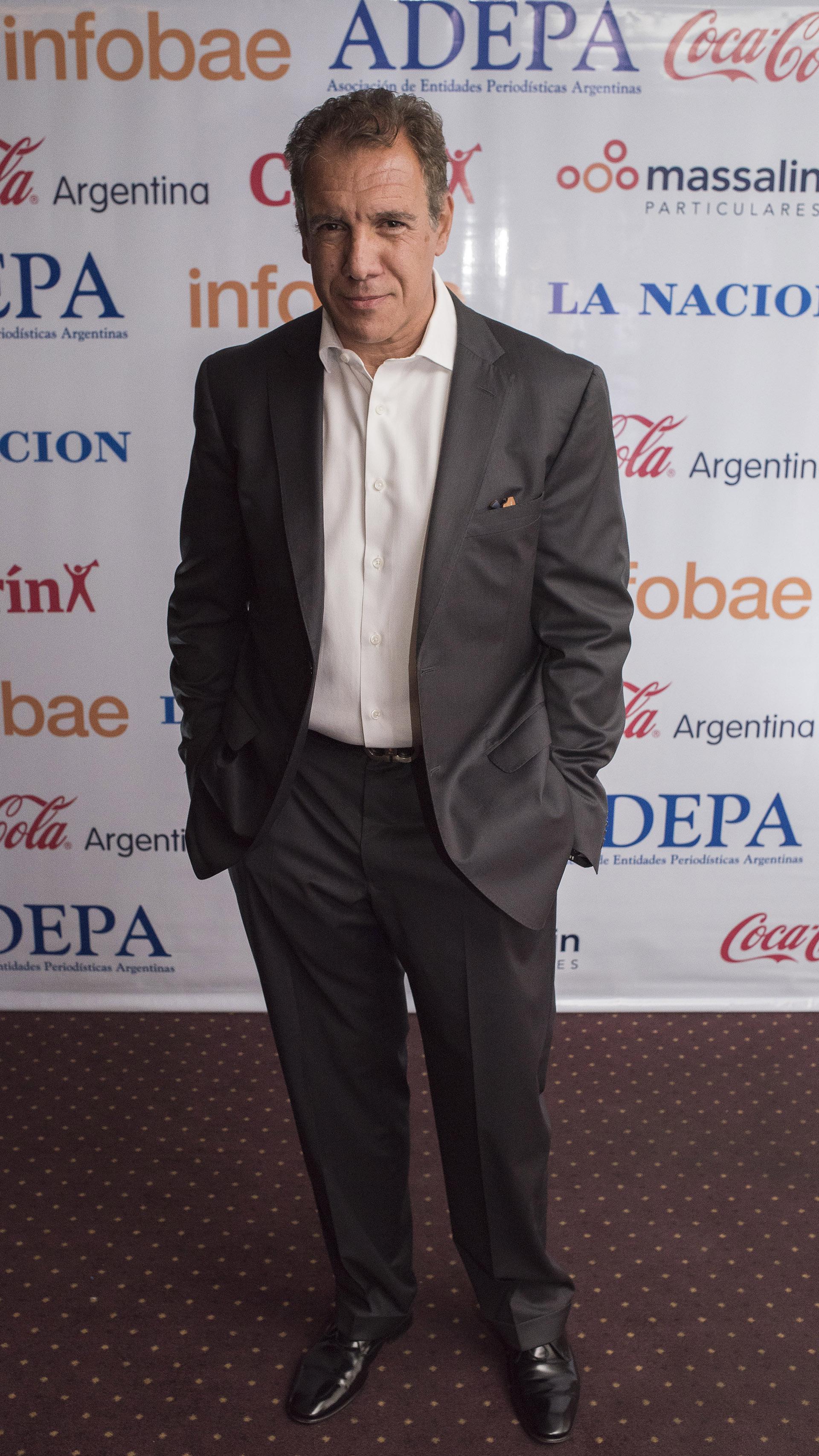 Daniel Hadad, fundador de Infobae
