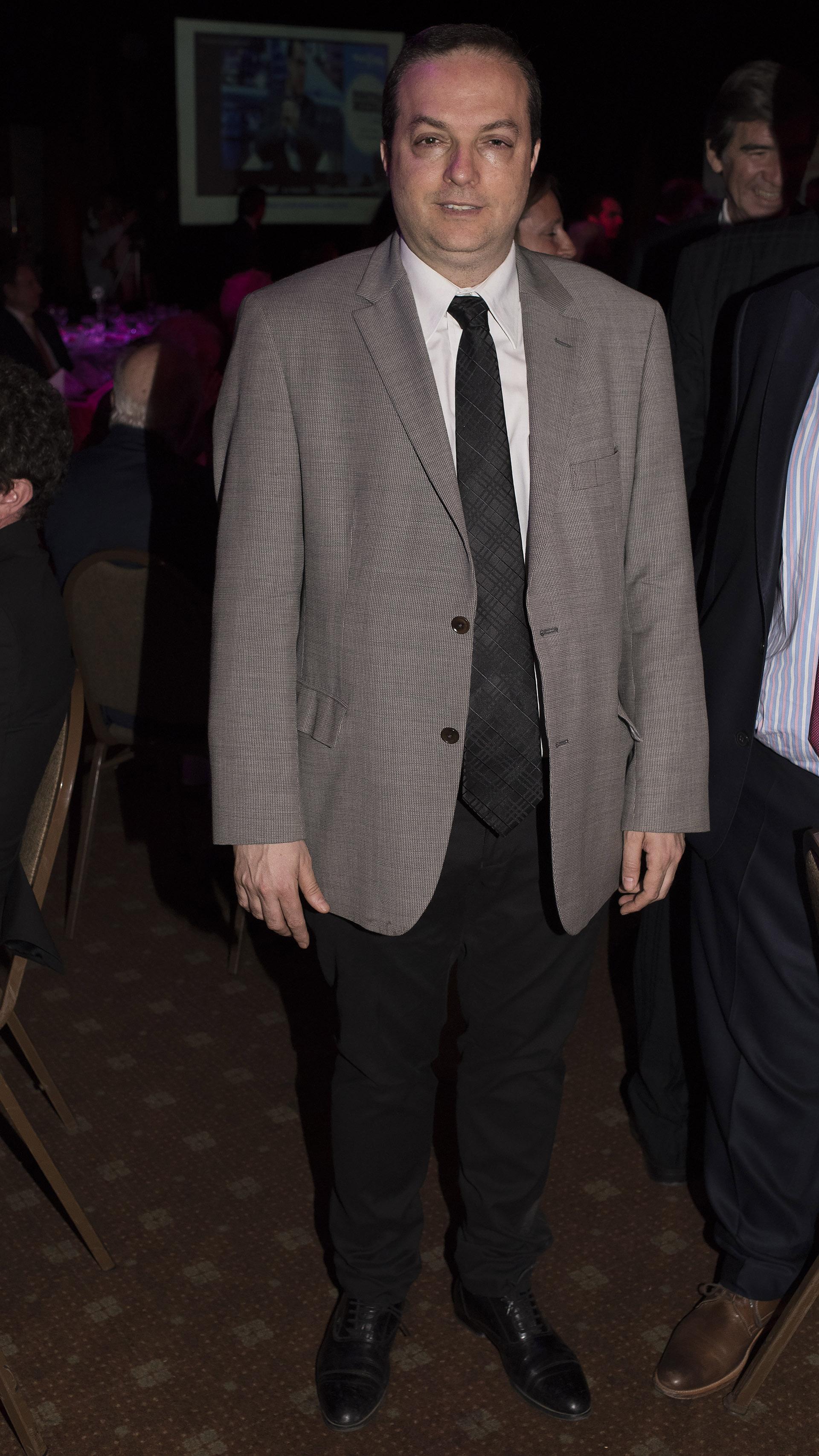Ariel Cohen Sabban, presidente de la DAIA