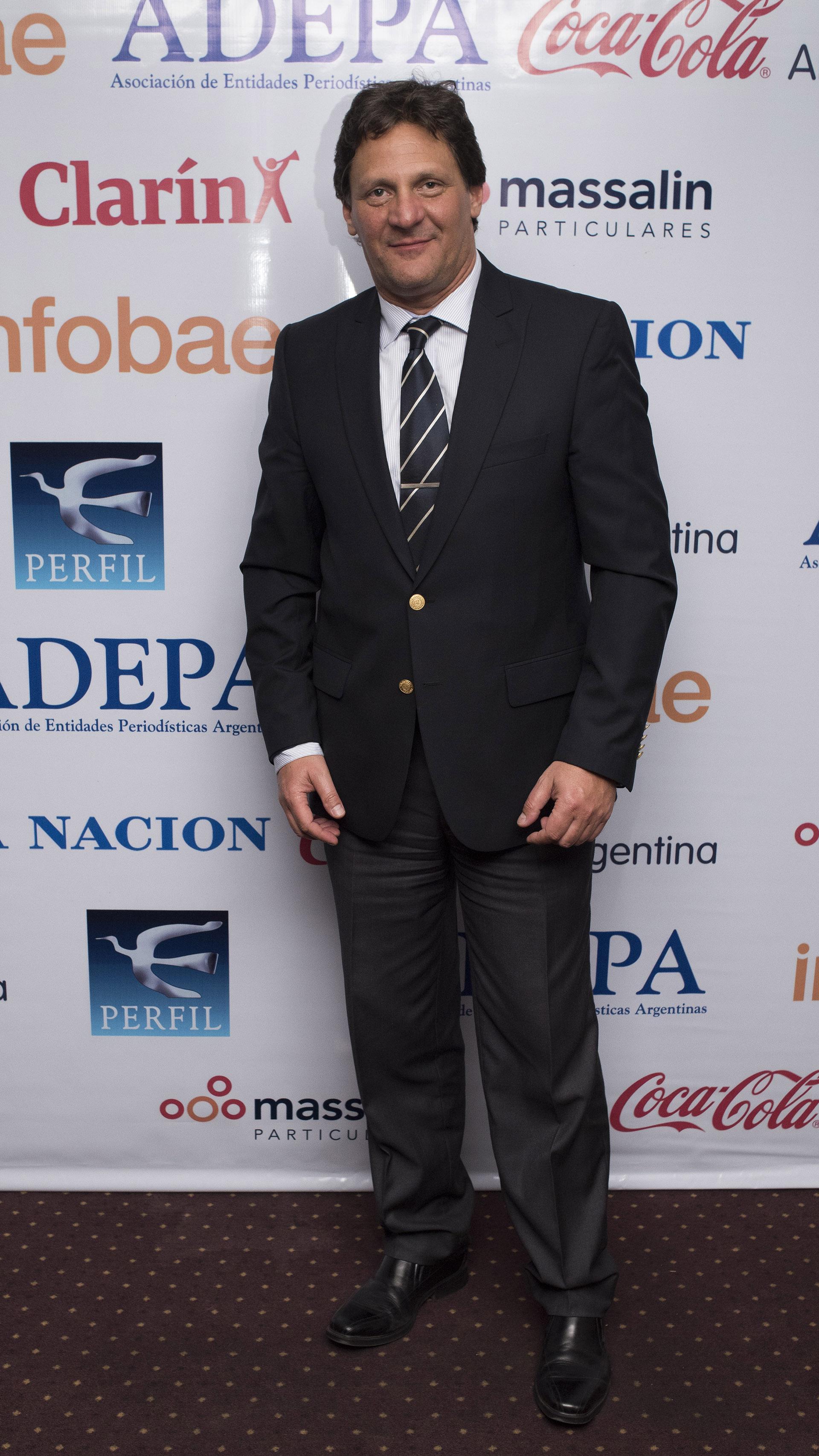 Gabriel Matijas, gerente general de ADEPA