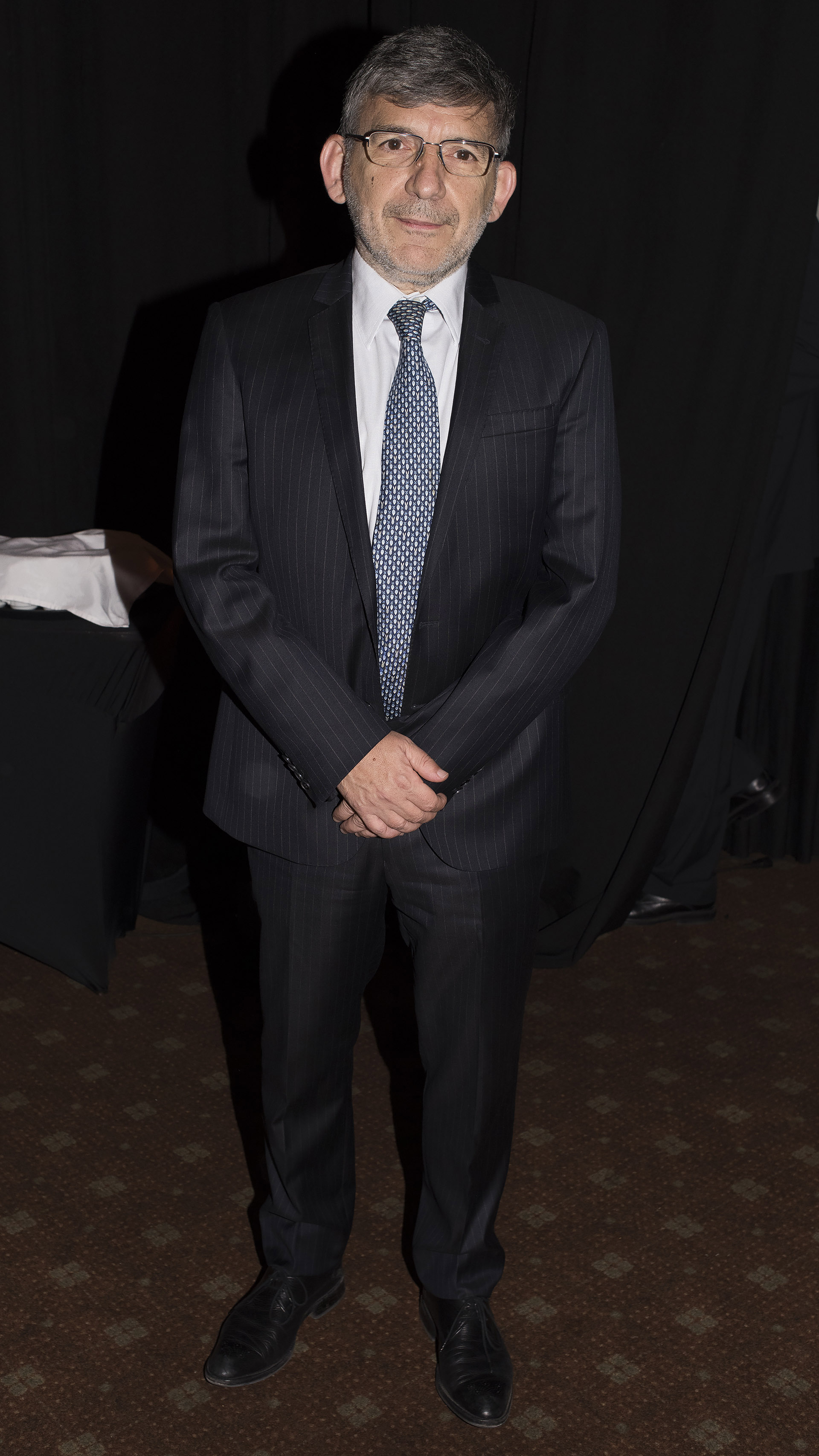El secretario de Comunicación Pública, Jorge Grecco